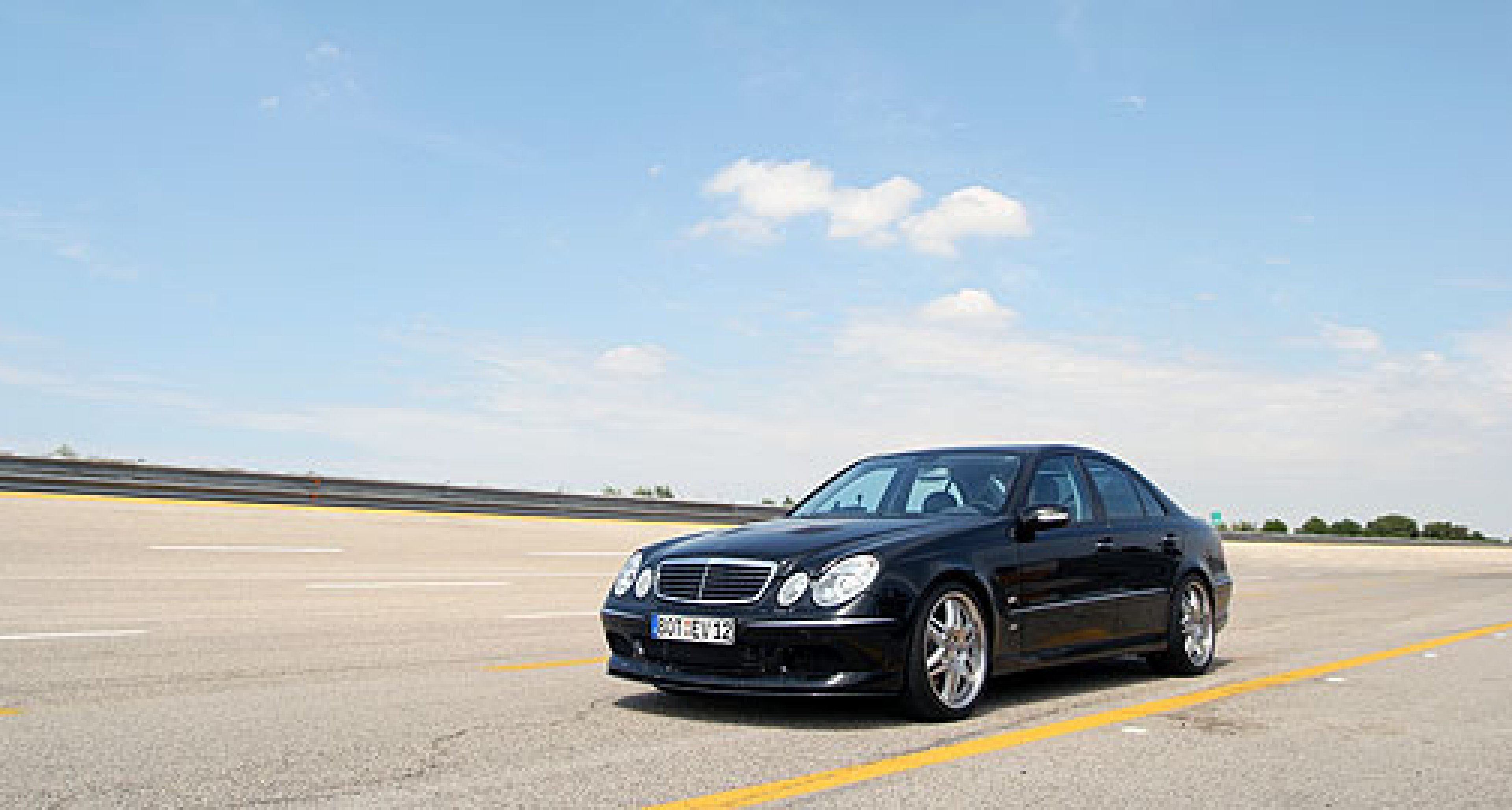 350.2 km/h: The Fastest Saloon In The World