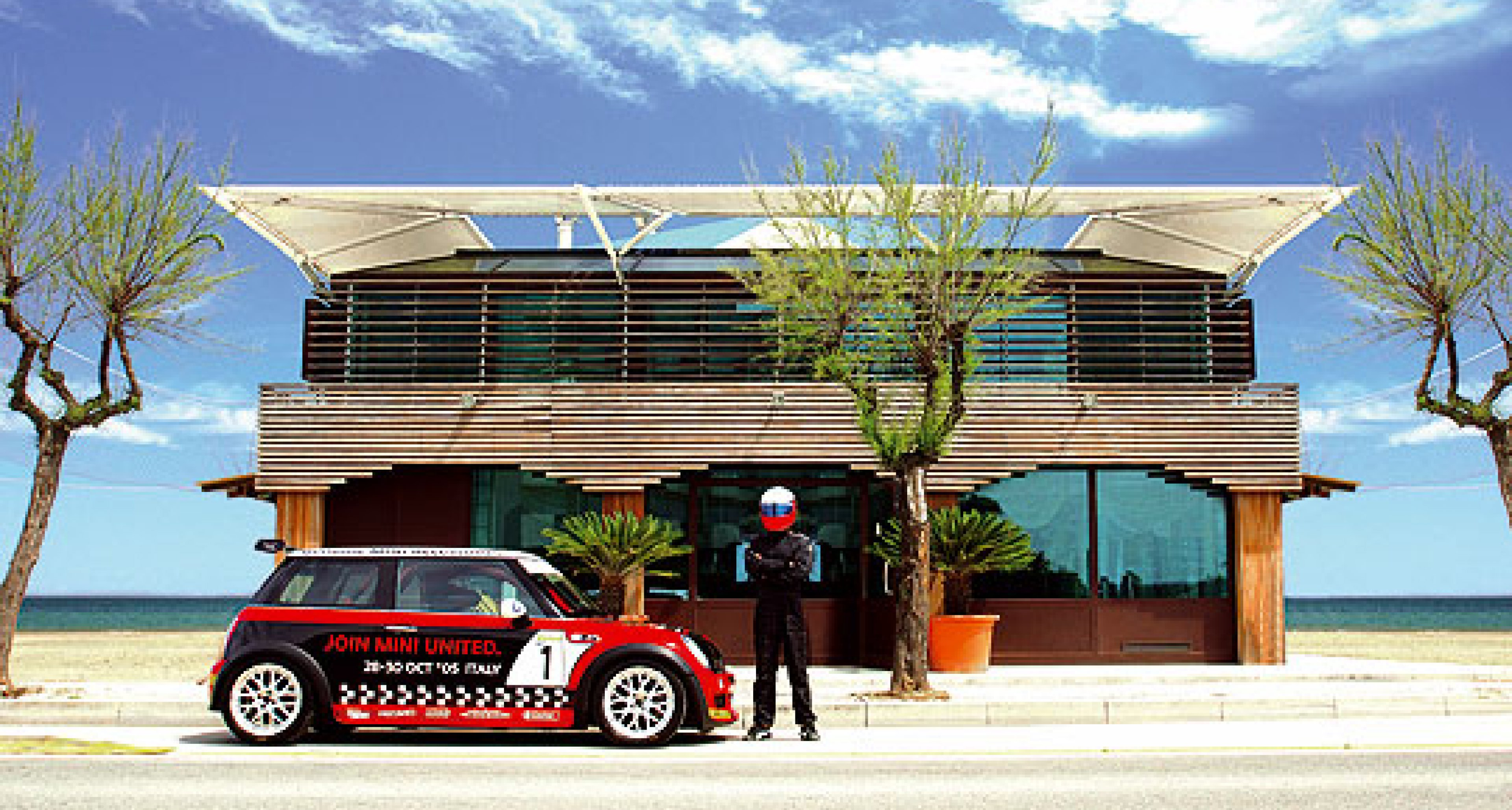 MINI Unites the world...and crowns its first world champion