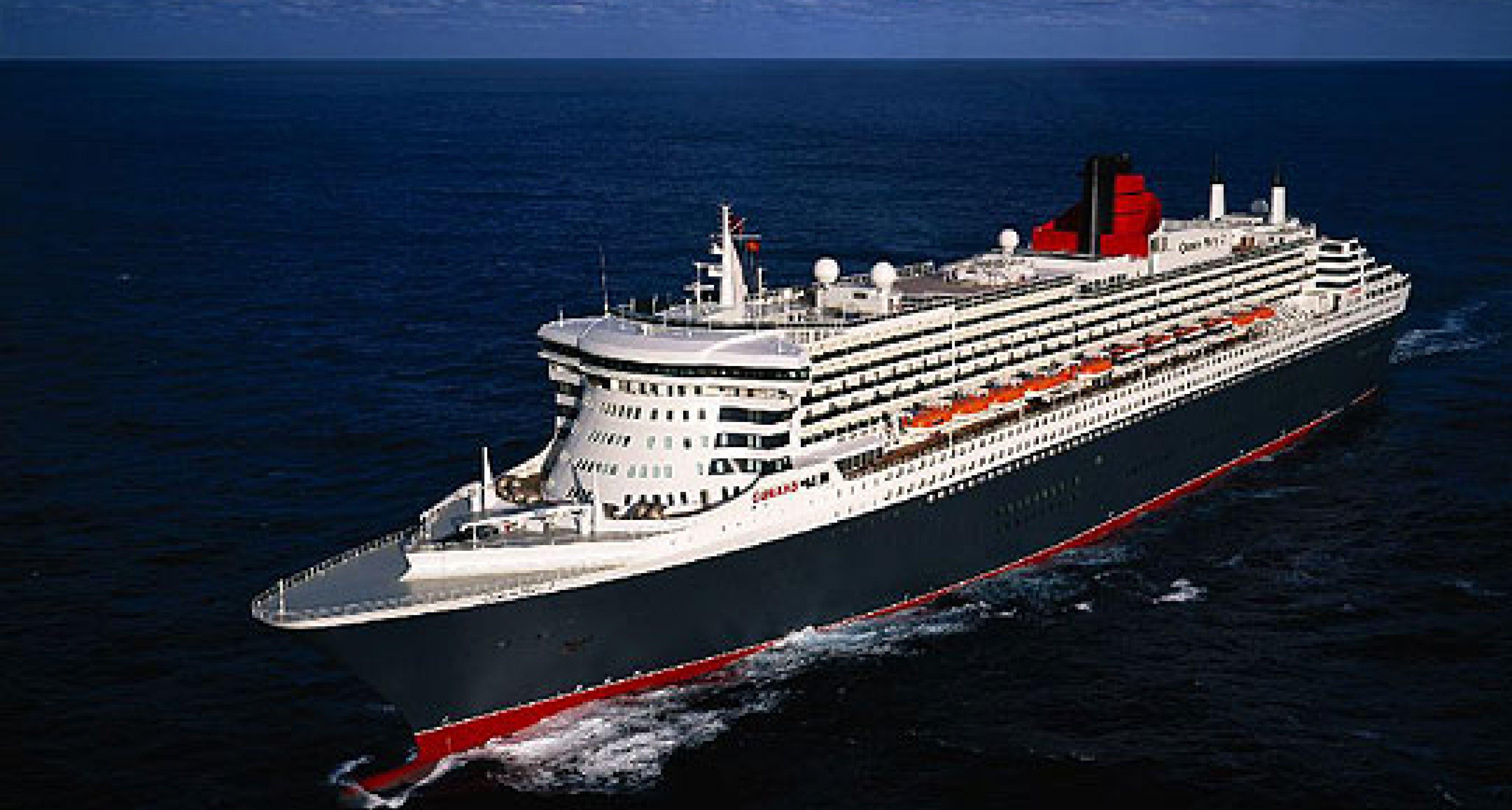 Queen Mary 2: Königin zu Besuch in Deutschland