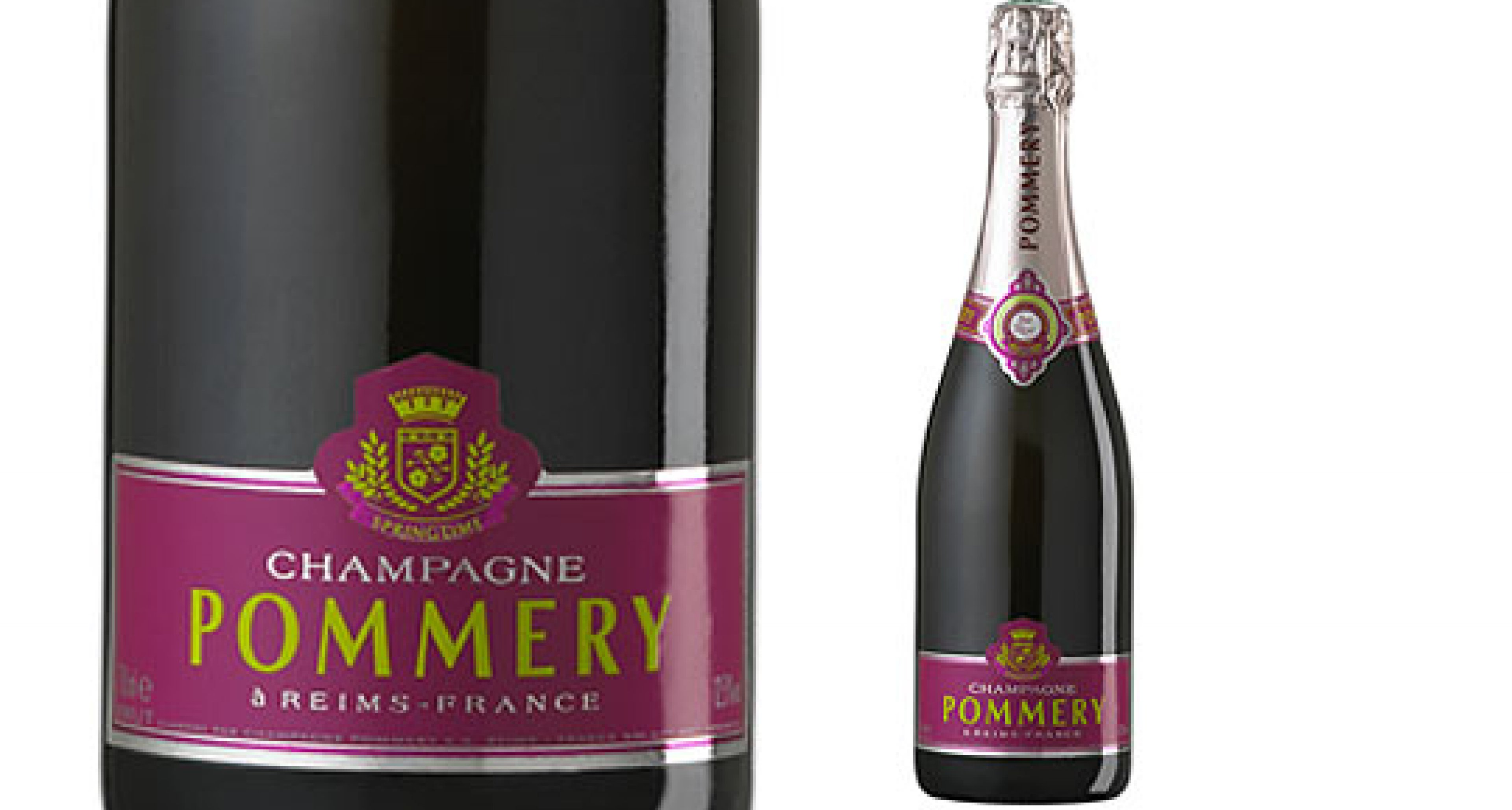 Champagne Pommery Springtime: Pure Lebensfreude