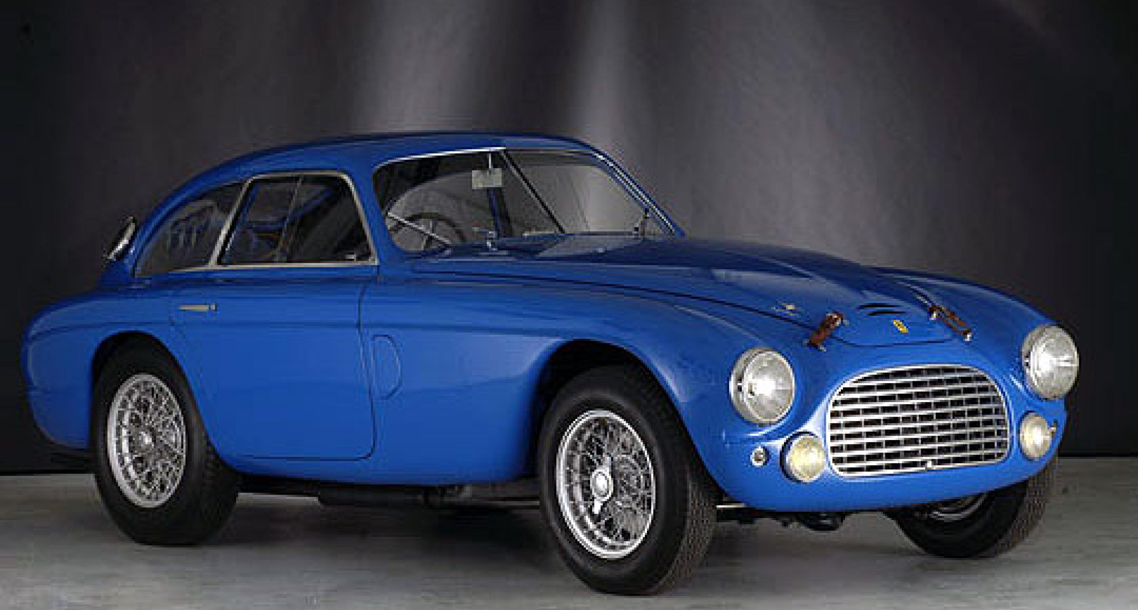 Gooding & Company Auktion in Pebble Beach 2005: Steve McQueens Ferrari wird versteigert