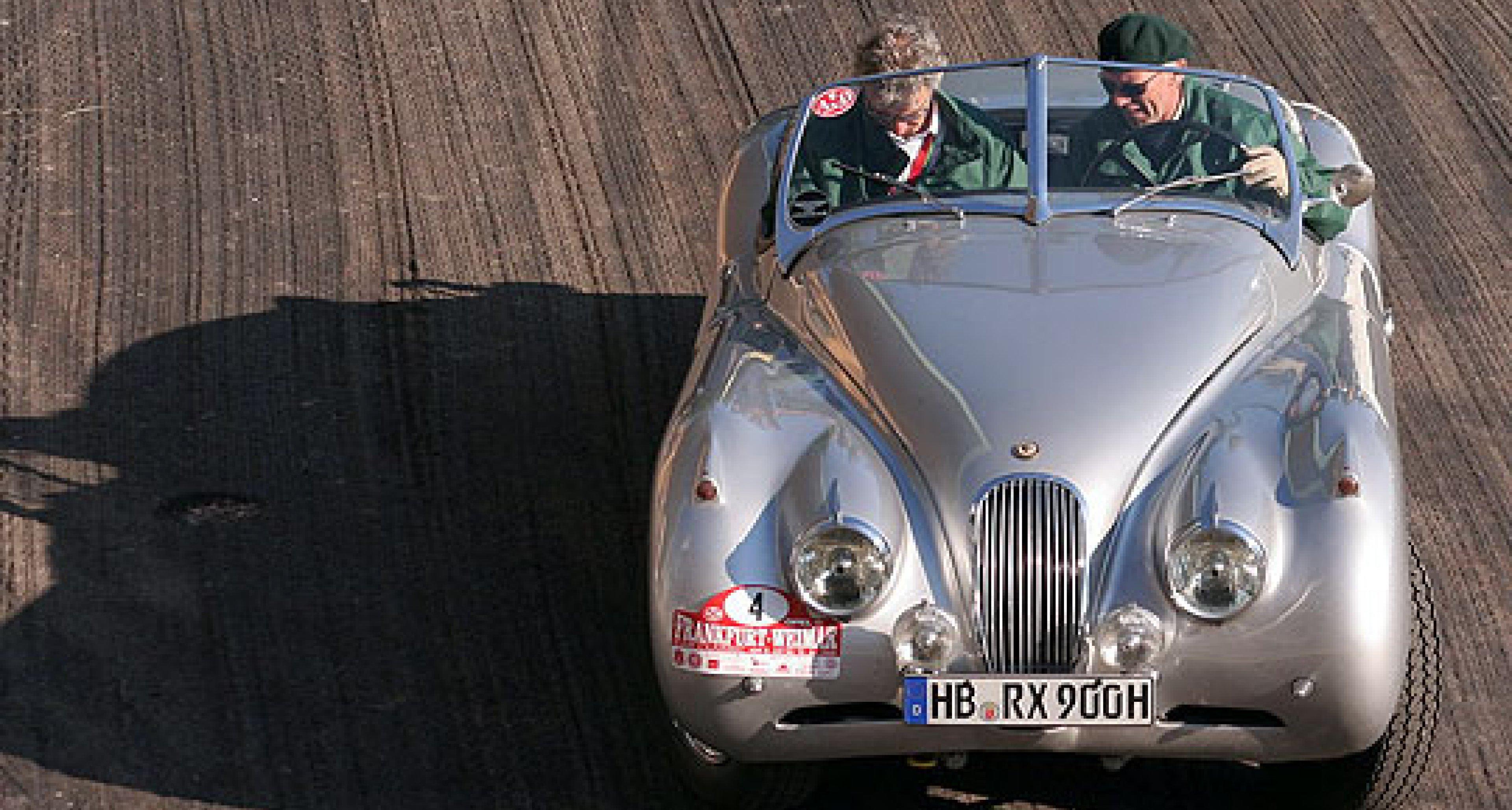 Frankfurt-Weimar Car Classic