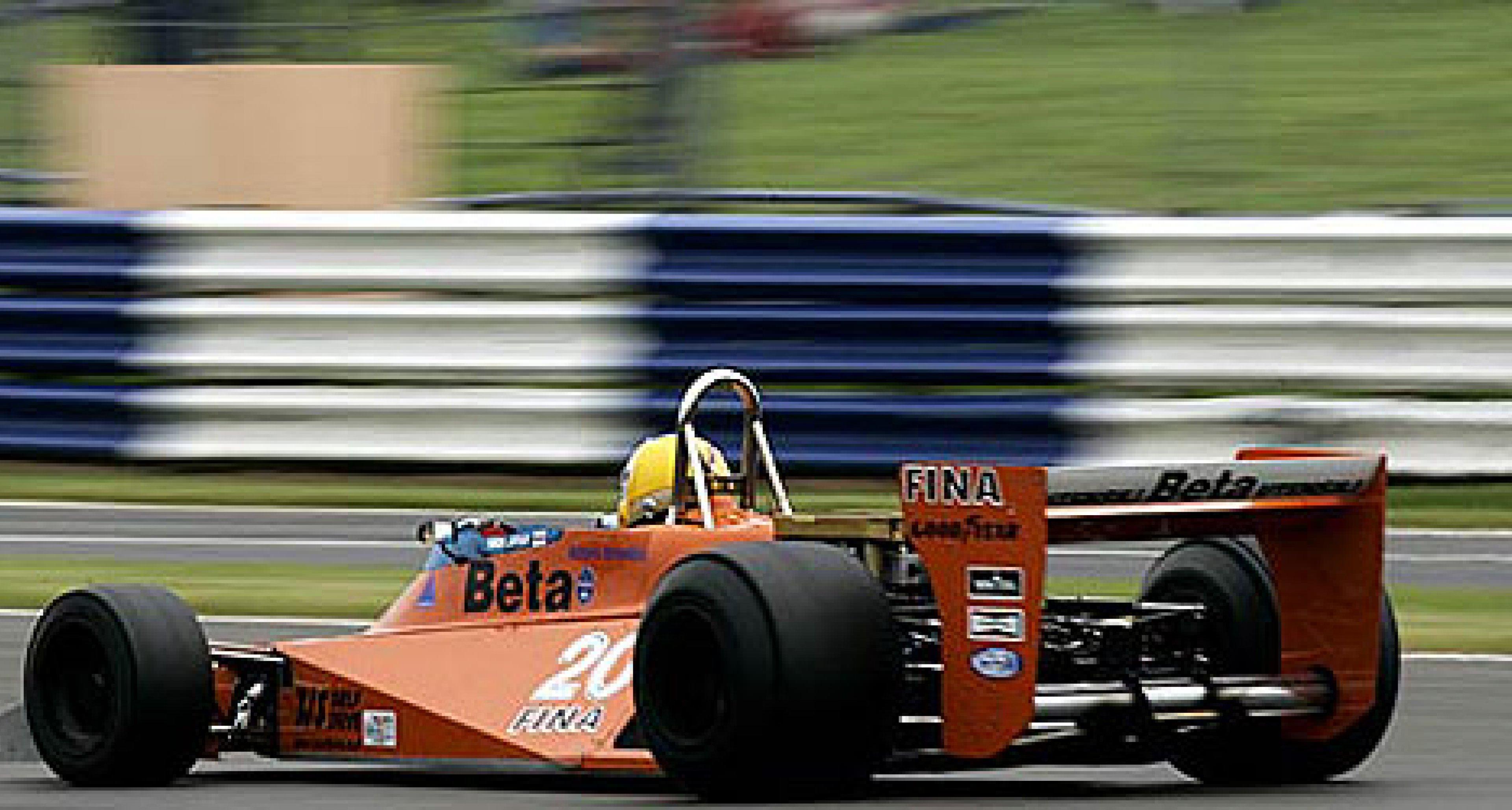 Silverstone Classic 2005