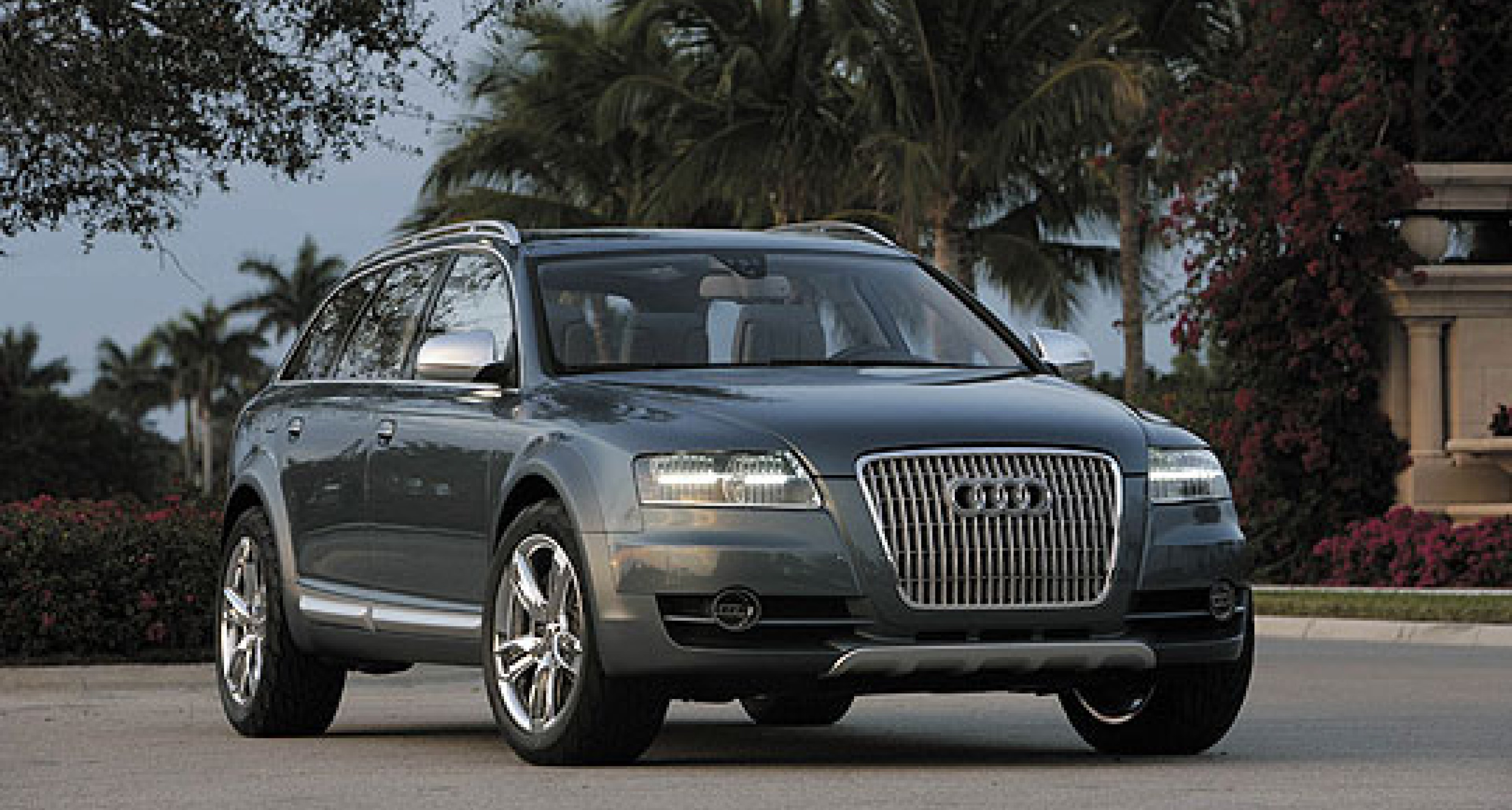 Audi will produce the new Audi A6 allroad quattro