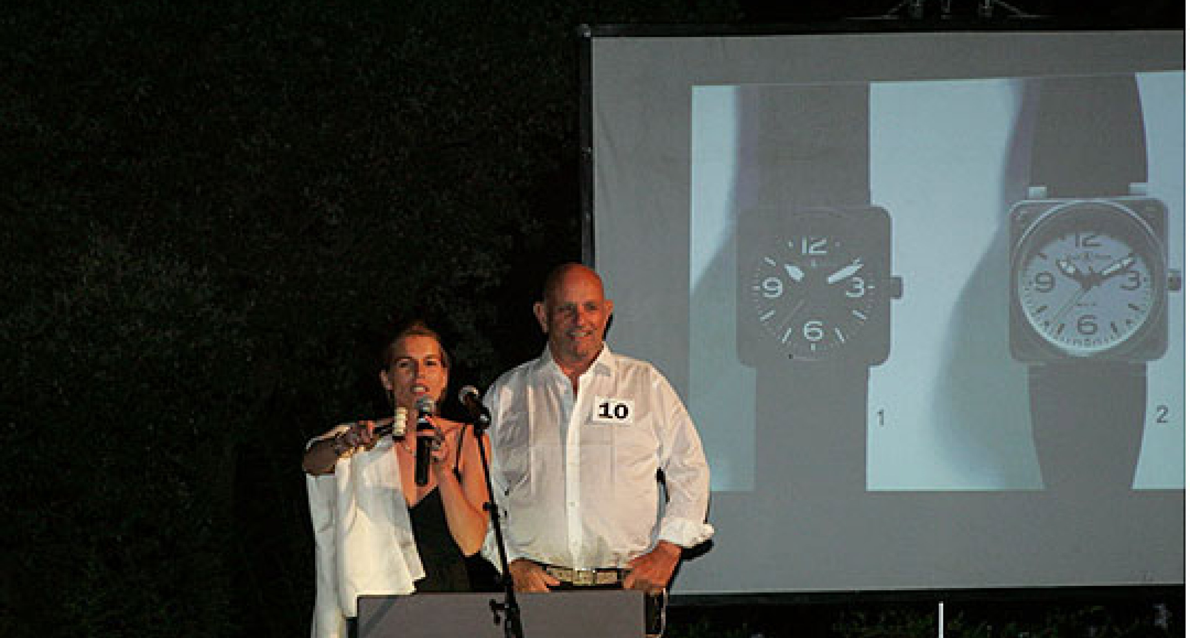 Bell&Ross: Black&White Party in St.Tropez
