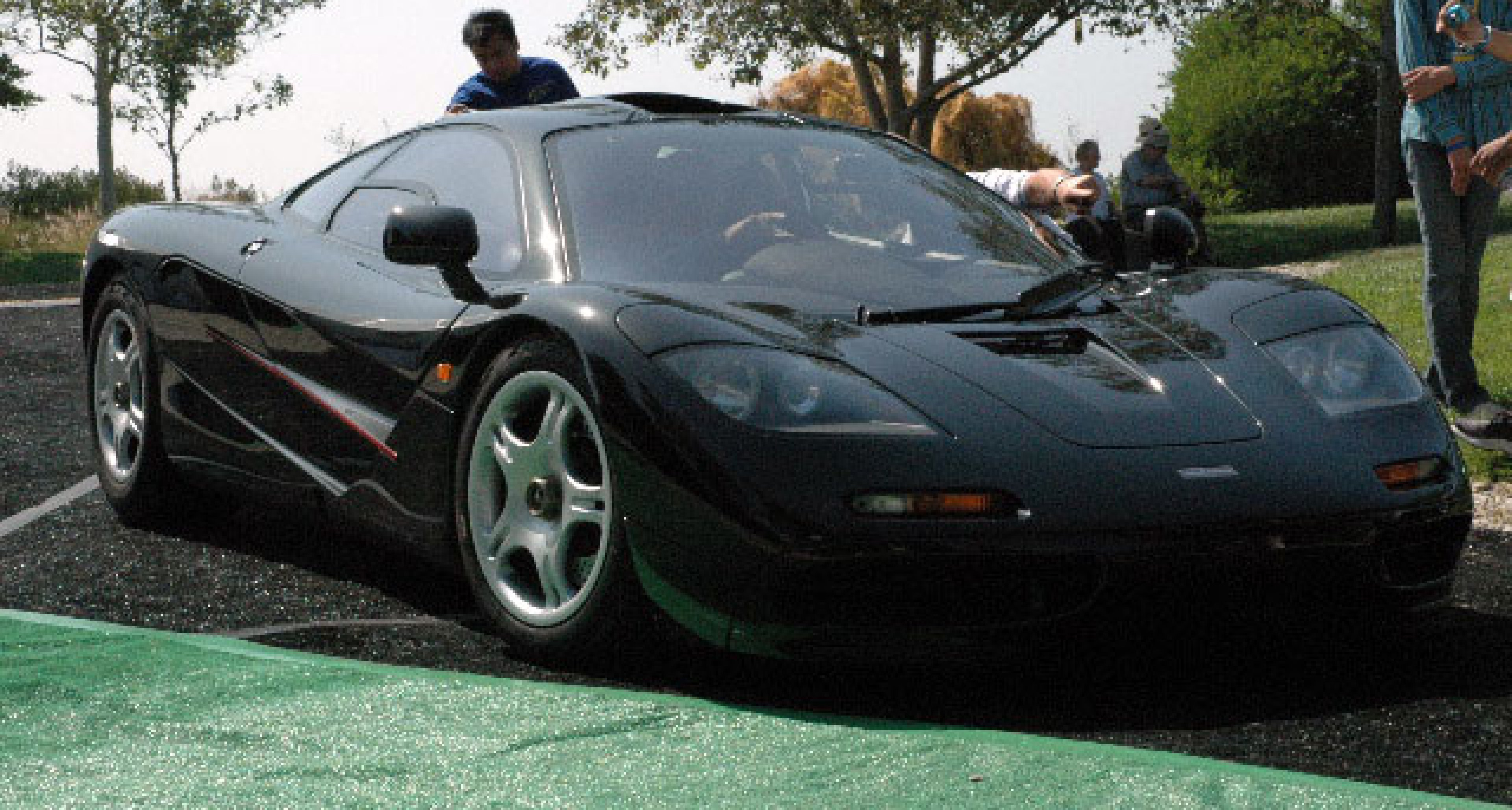 Pasadena Art Center College Of Design Annual Classic Car Show - Pasadena car show