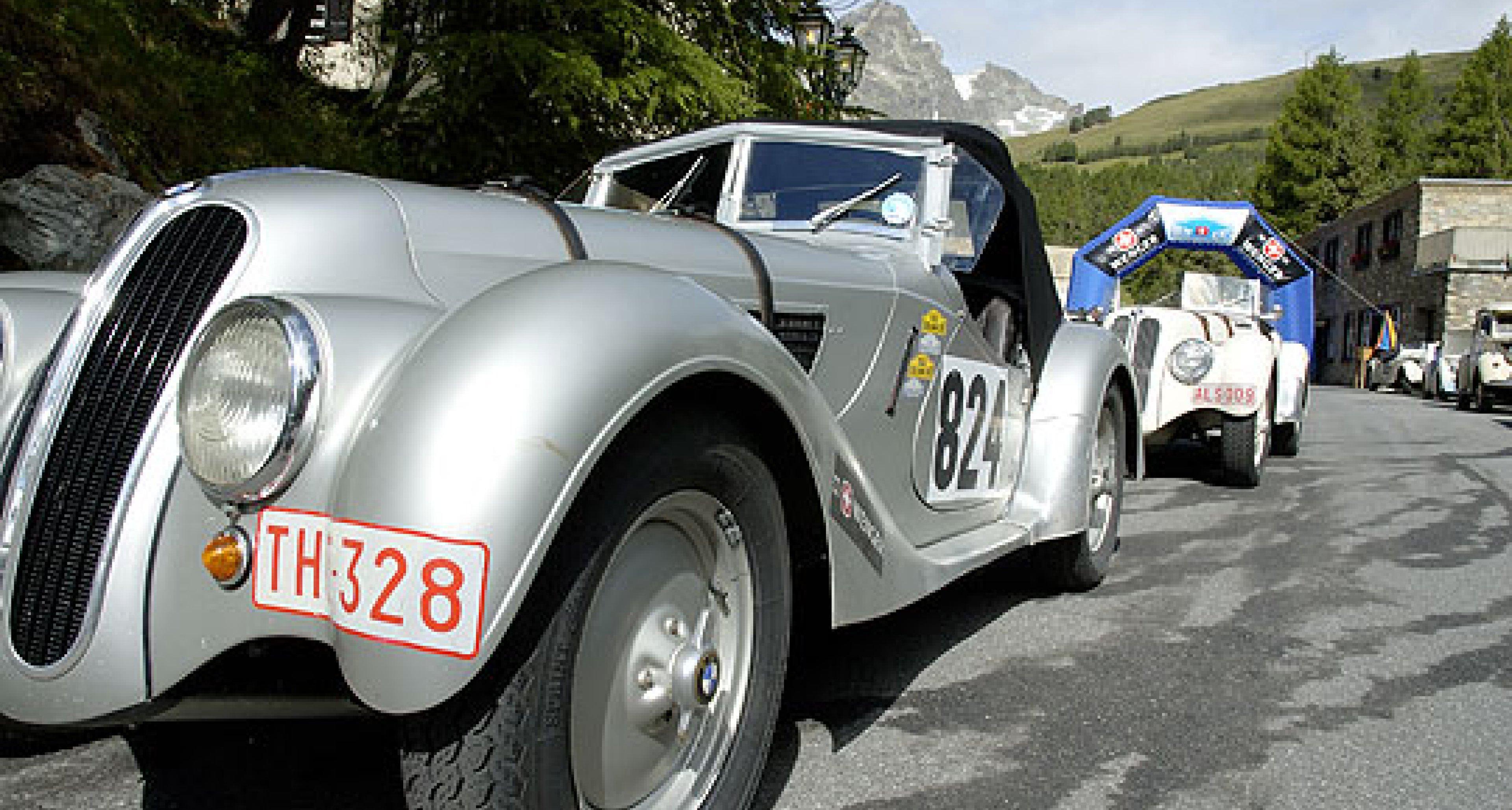 49. Rallye International des Alpes Historique