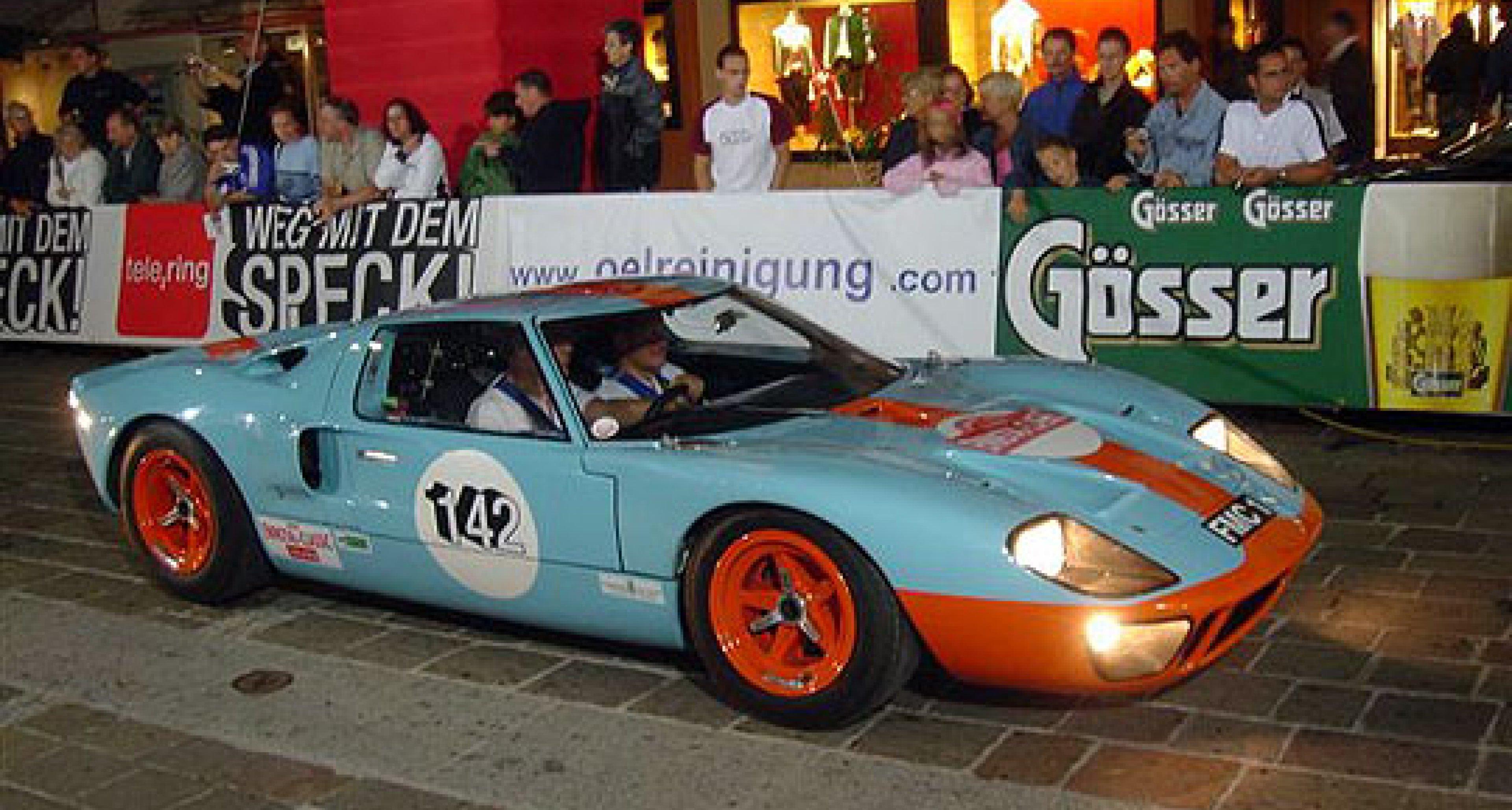 Die 13. Ennstal-Classic 2005