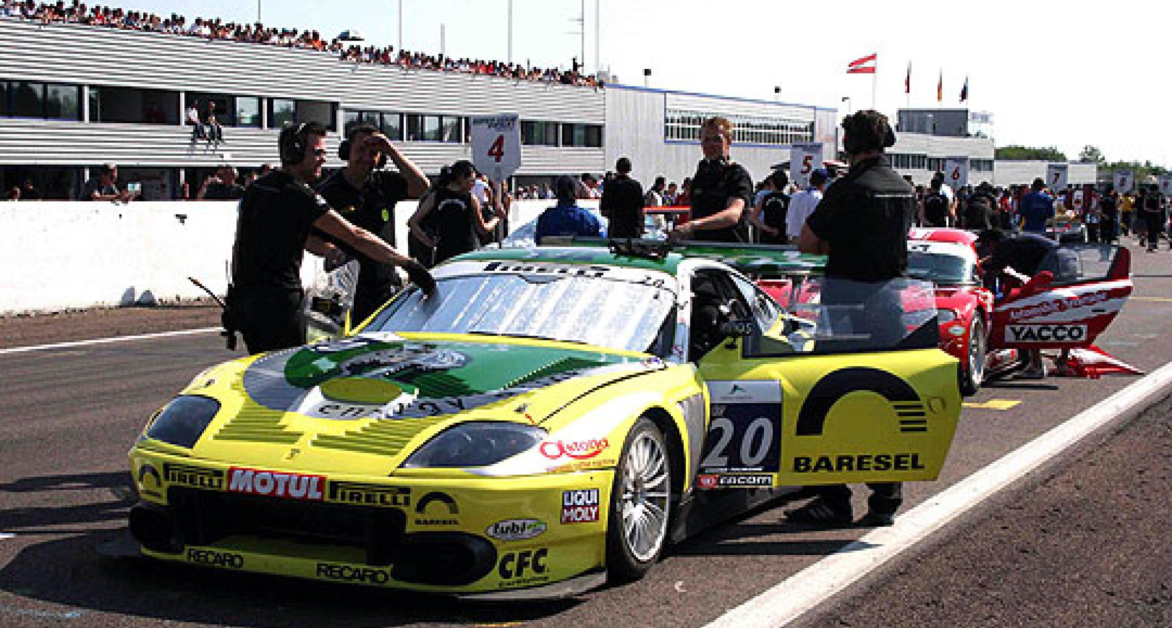 Dubai & Bahrain Supercar Experience