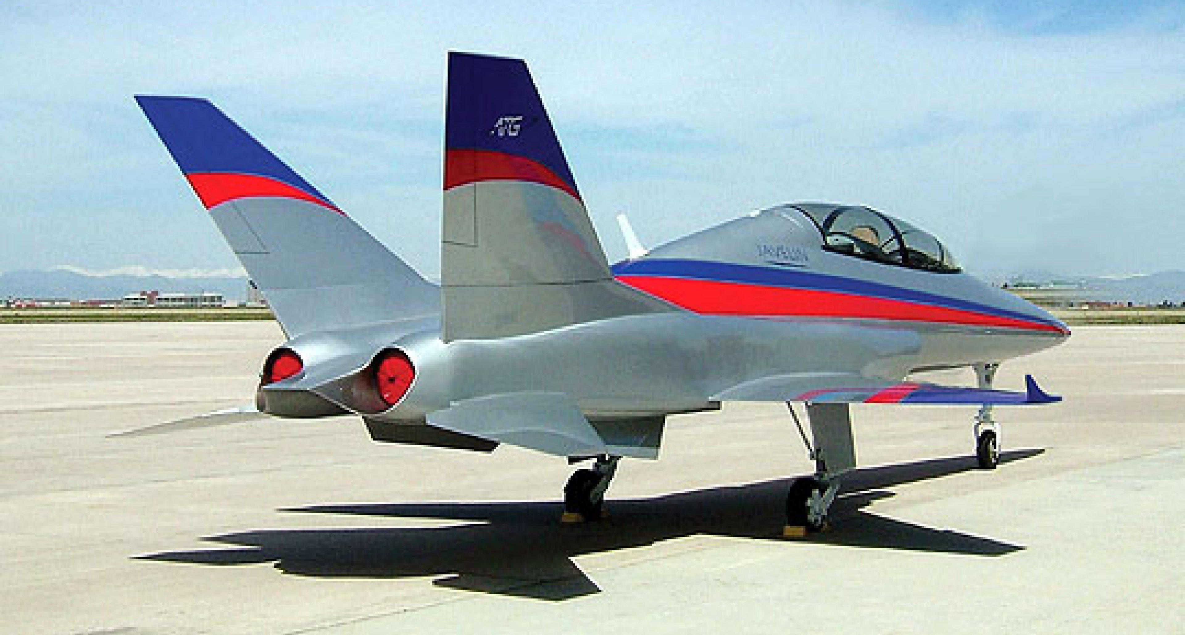 Aviation Technology Group Javelin: Very Light Jet