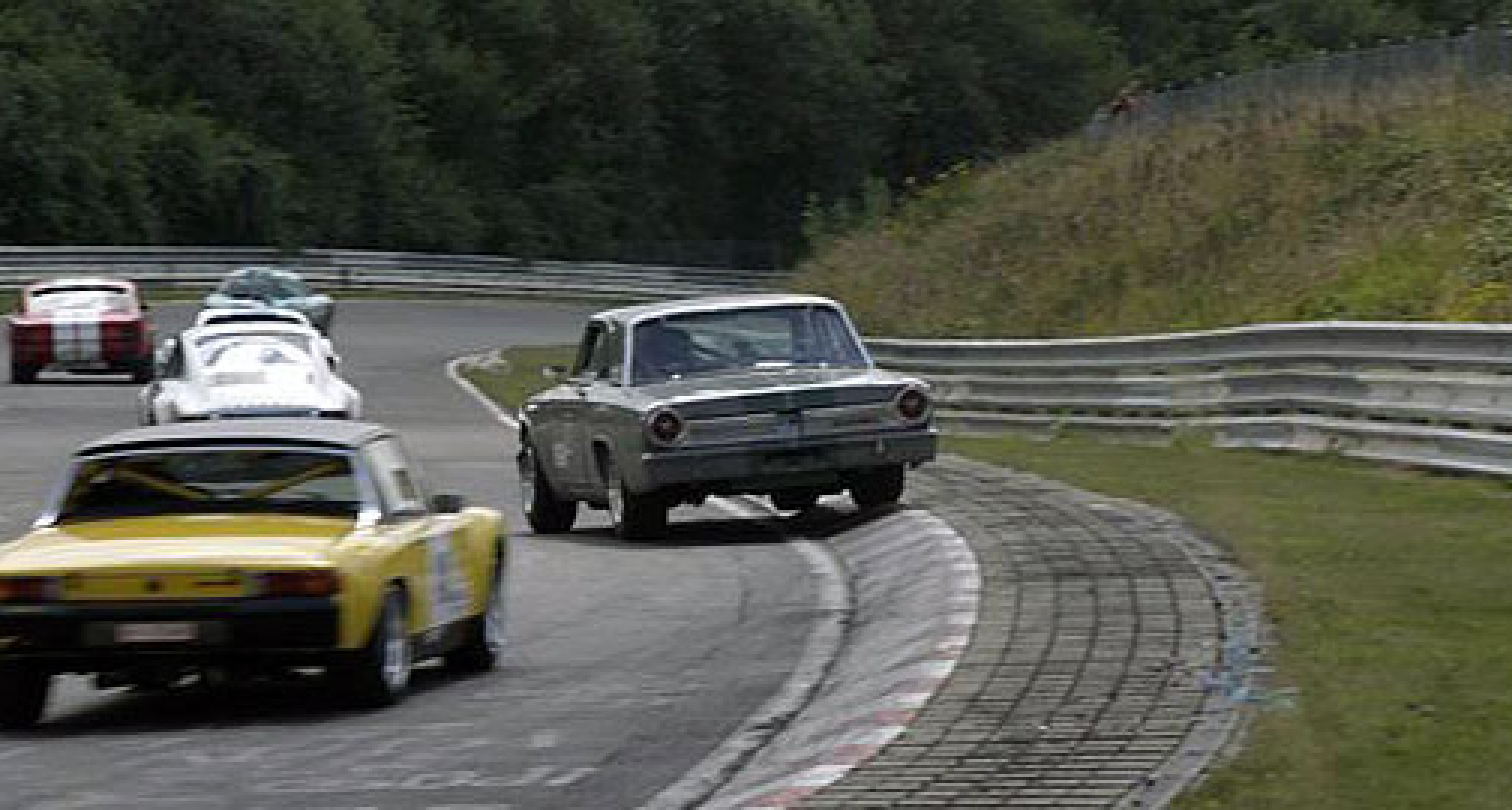 """""""Fred"""", """"Barney"""" and the Fairlane..."""