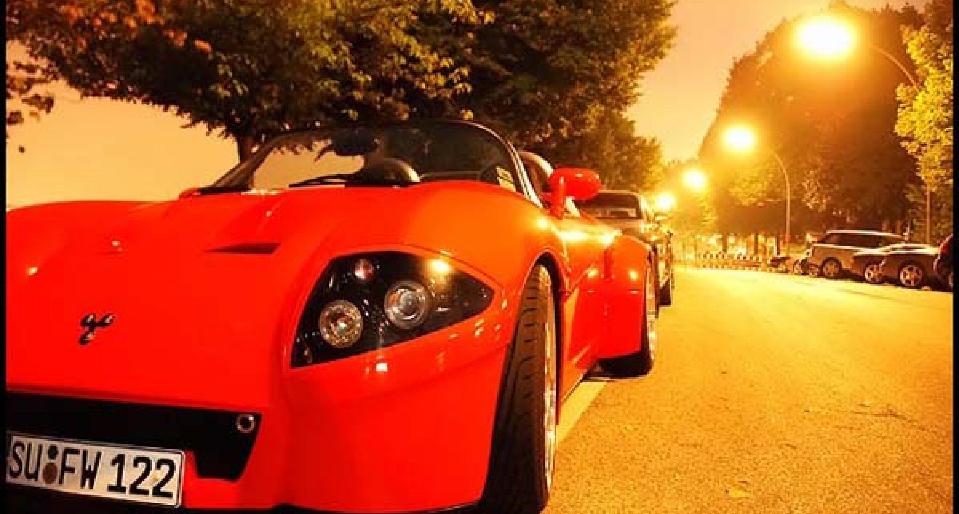 Night of Fine Cars 2005