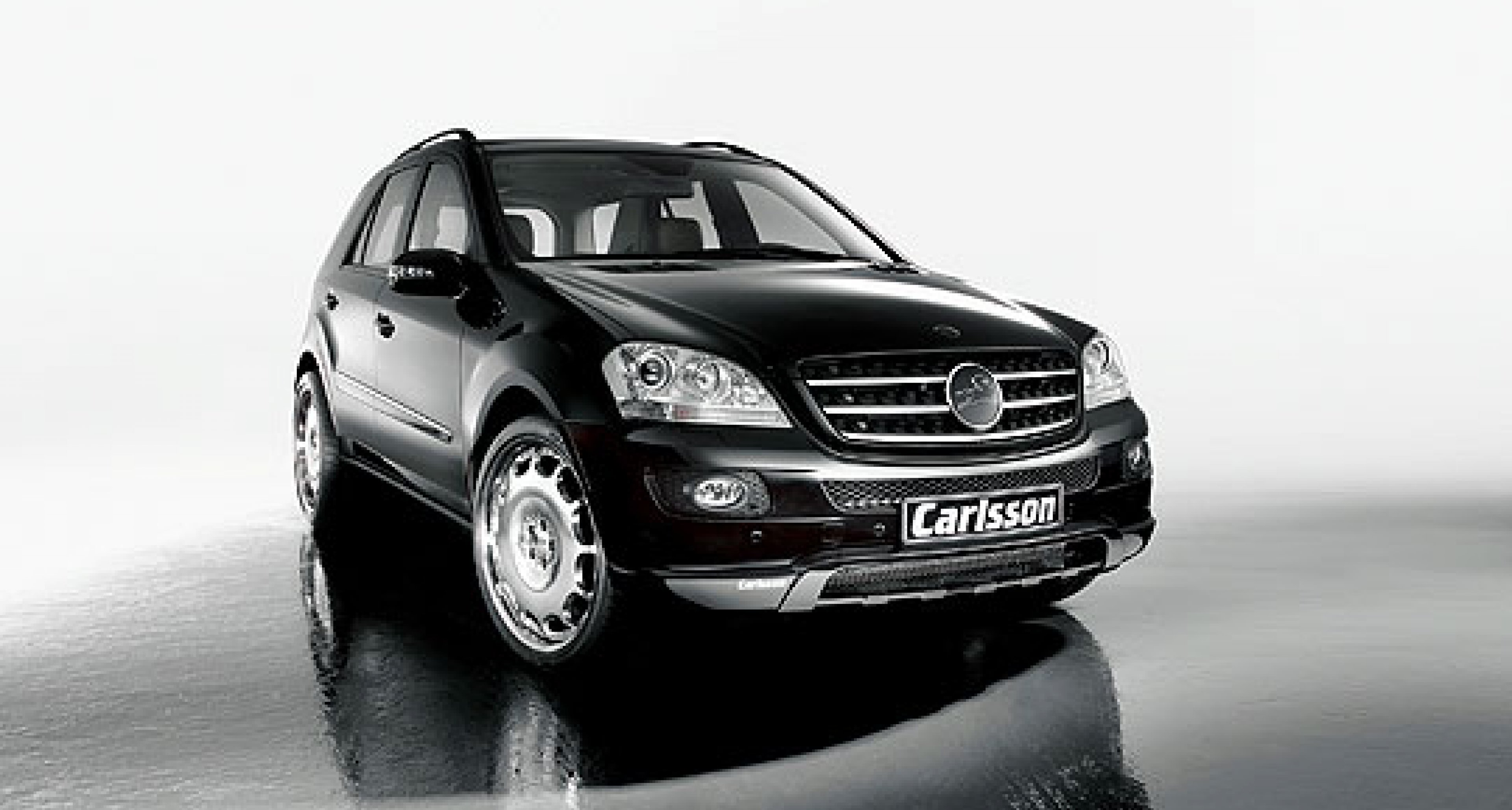 The new Mercedes-Benz M-Class by Carlsson