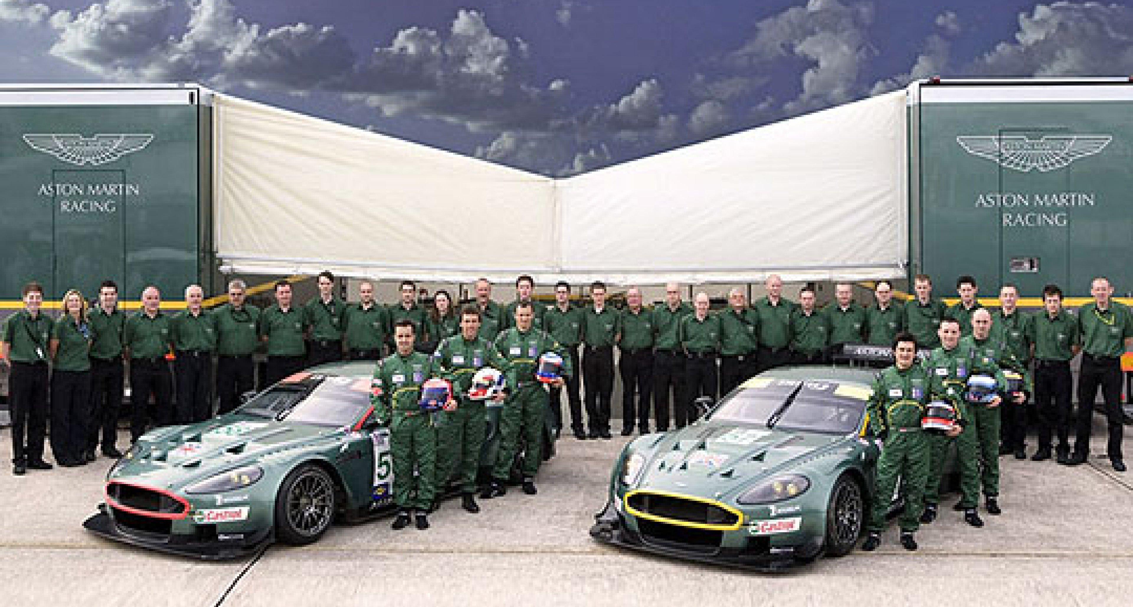 Interview: Peter Kox, Aston Martin Pilot
