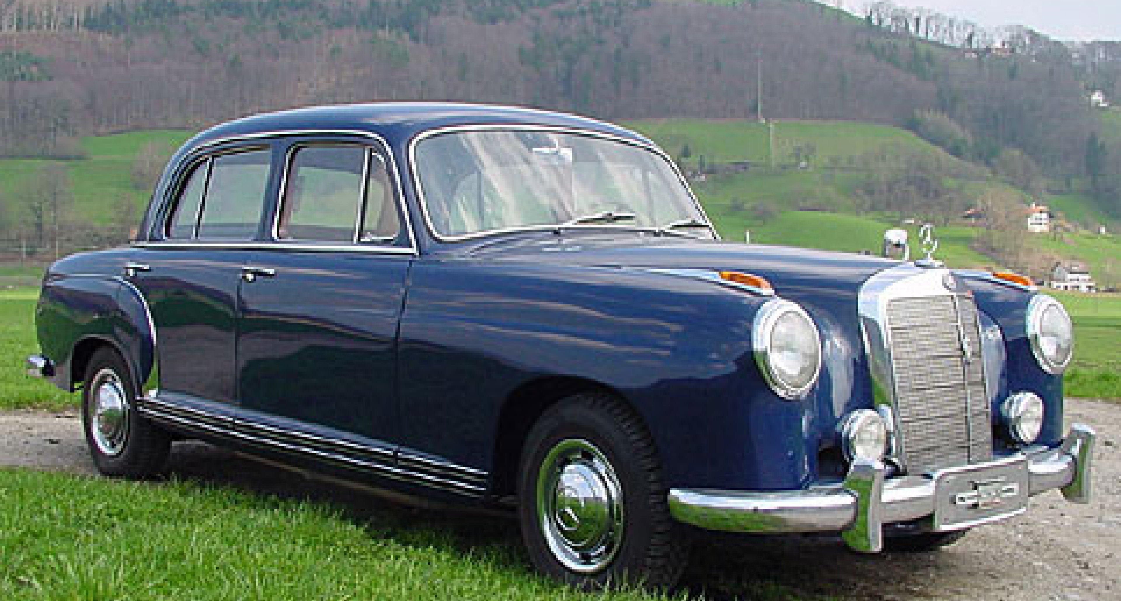 Oldtimer Galerie No-Limit-Auction 2005 - Vorschau
