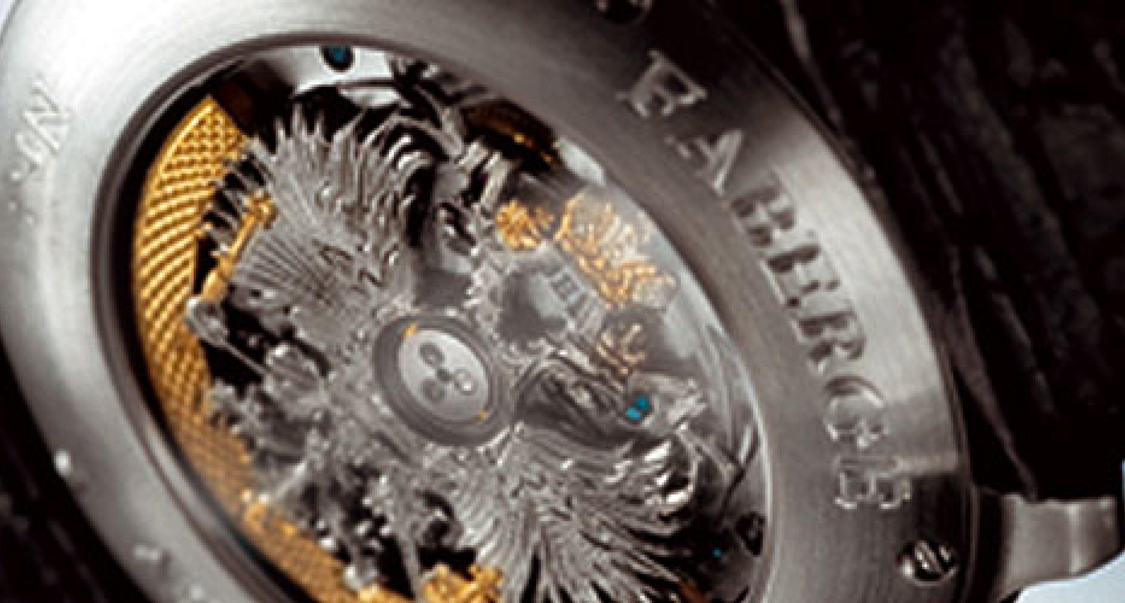 Fabergé Agathon M 1111: Einzigartigkeit in Platin