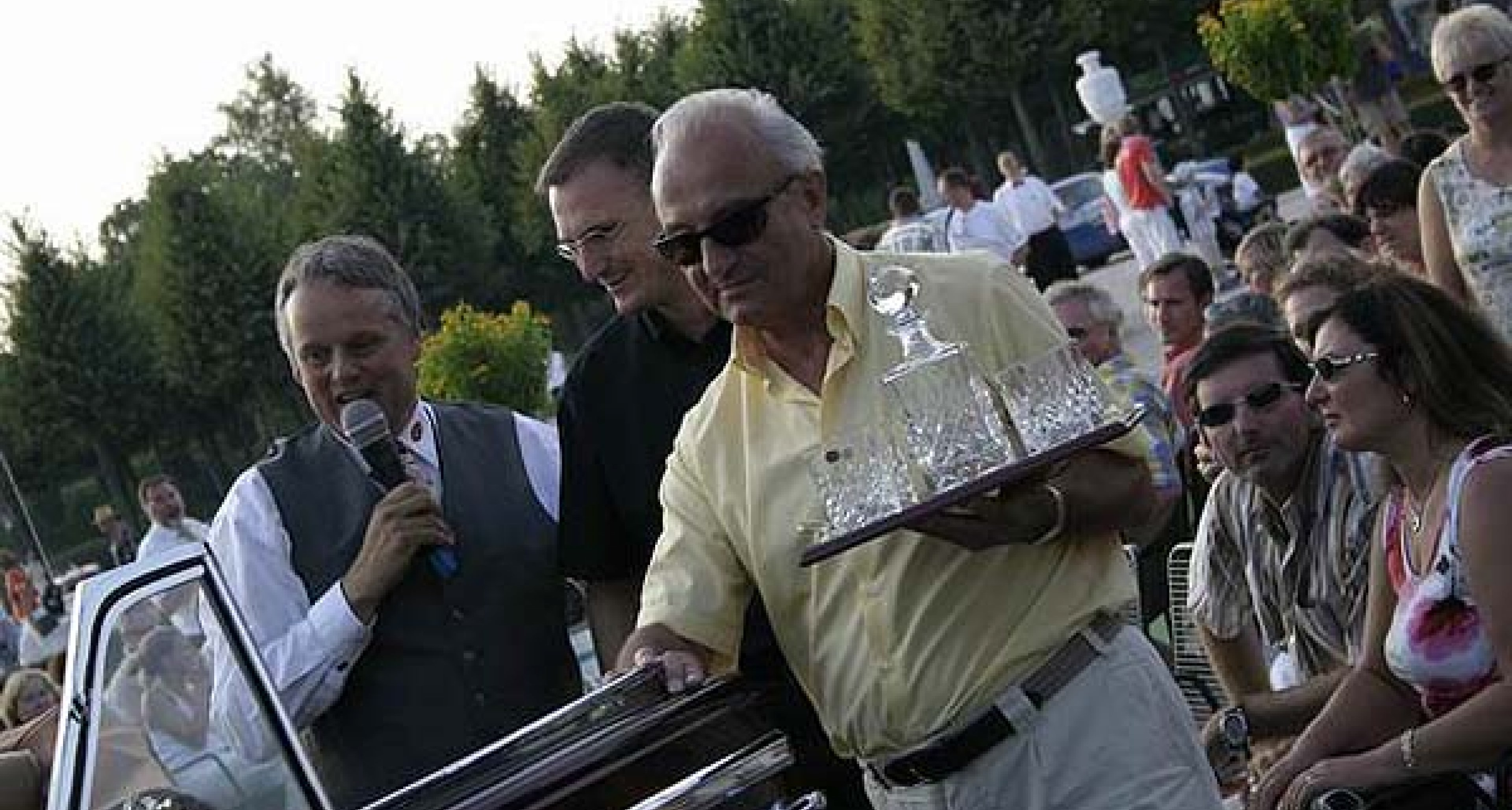 Concours d'Elegance in Schwetzingen 2005