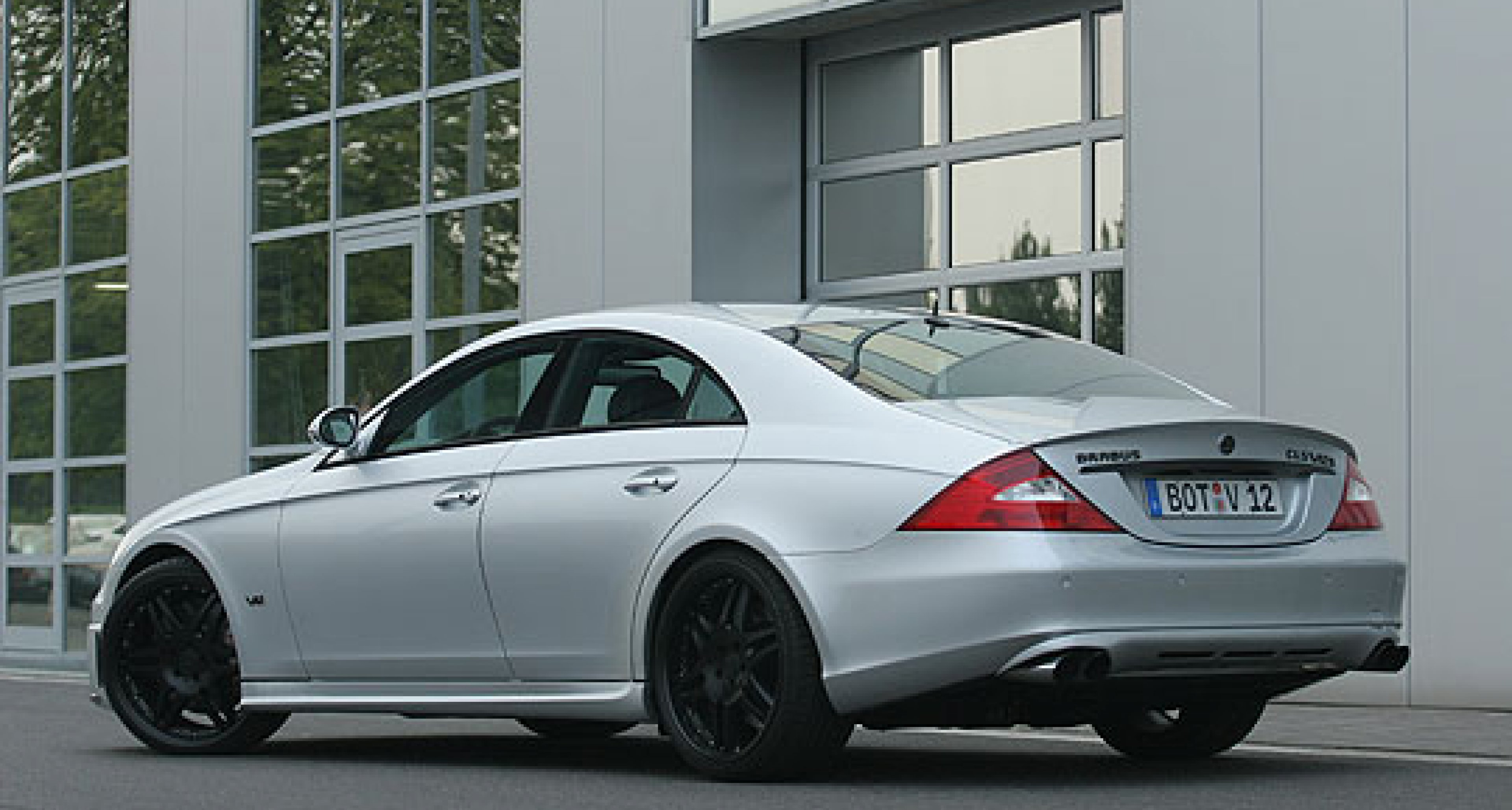 The Brabus 'Rocket' CLS