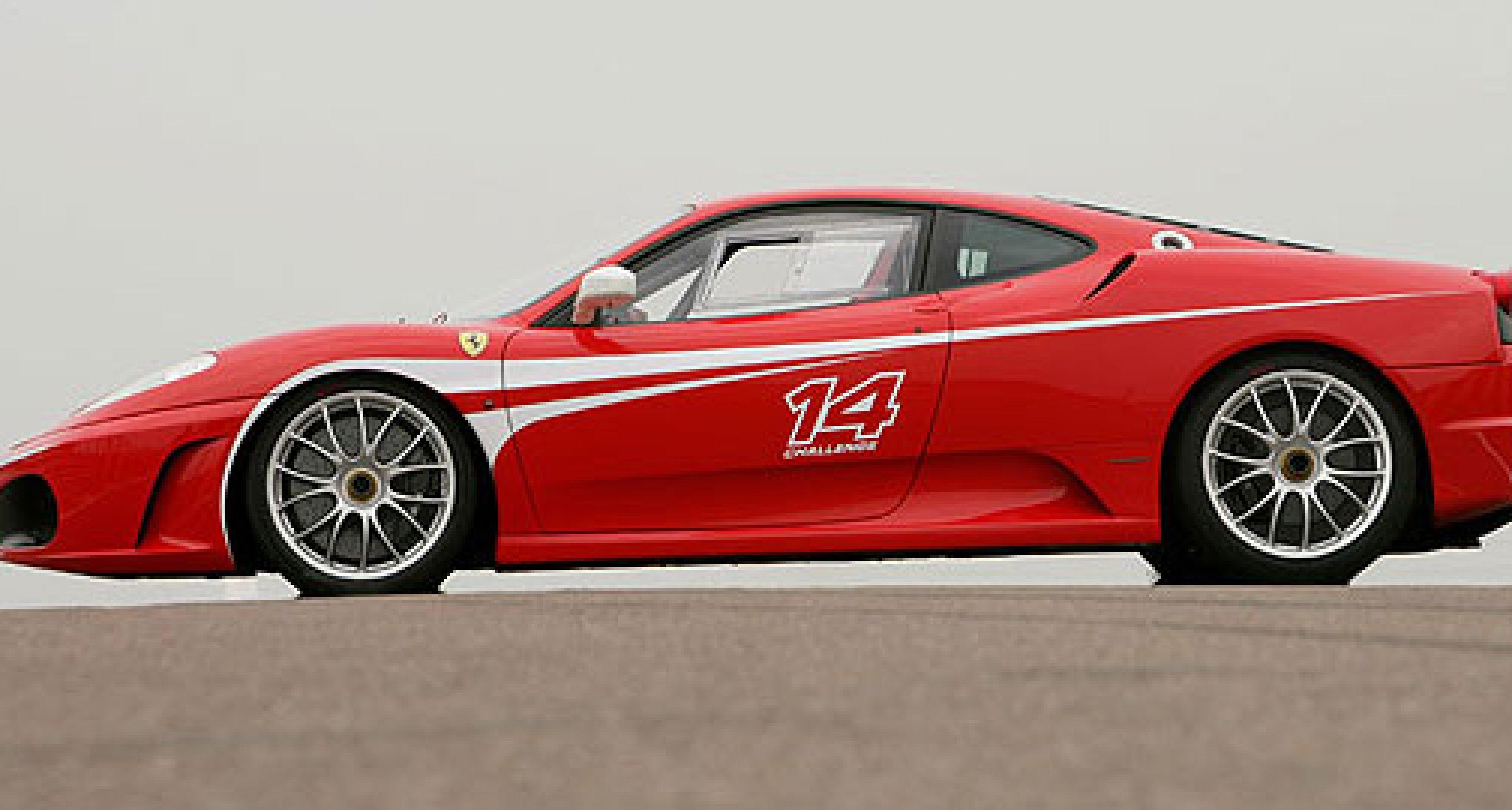 Ferrari  F430 Challenge: Leichtgewicht