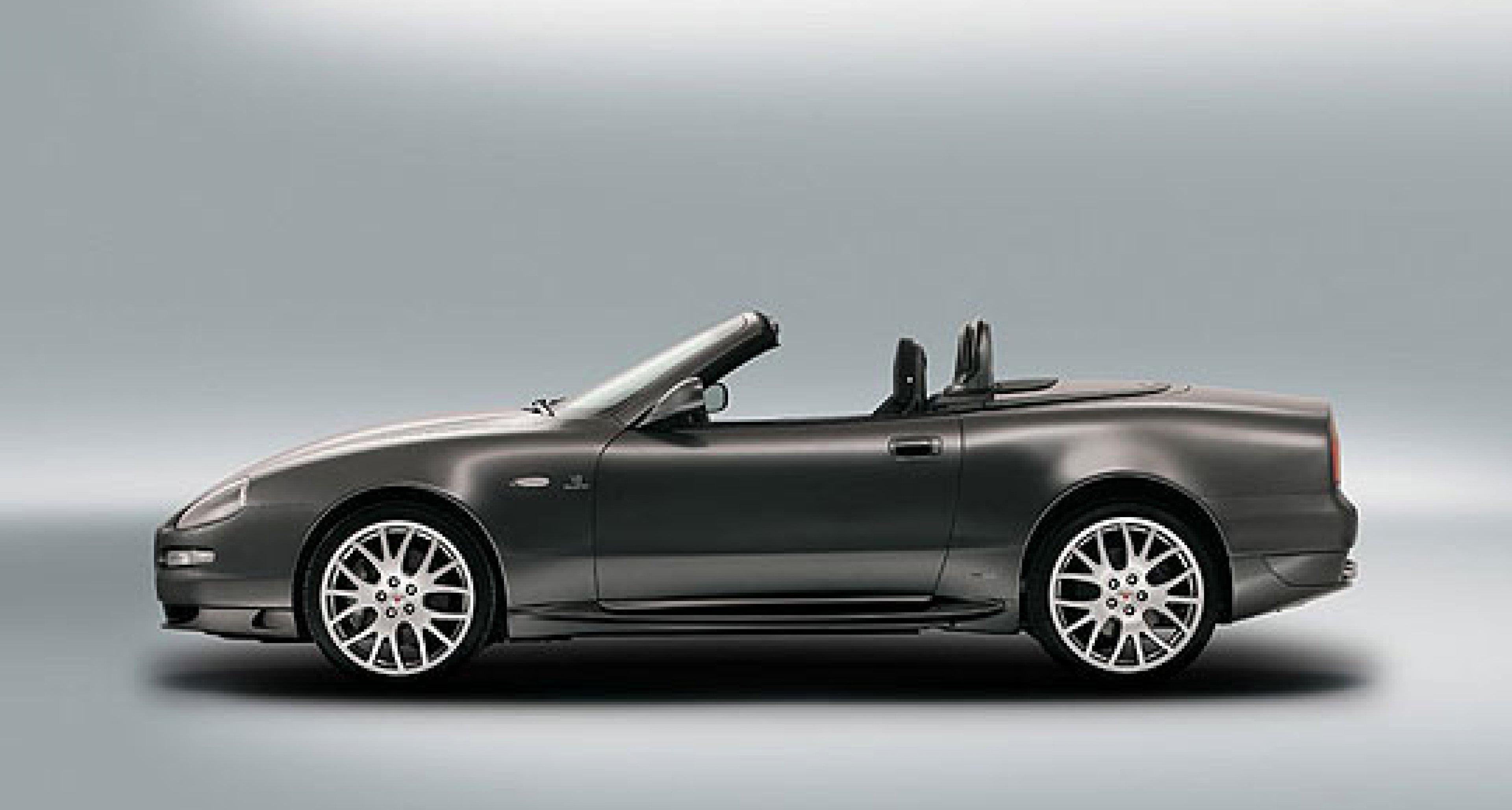 Maserati Gran Sport Spyder kommt 2006