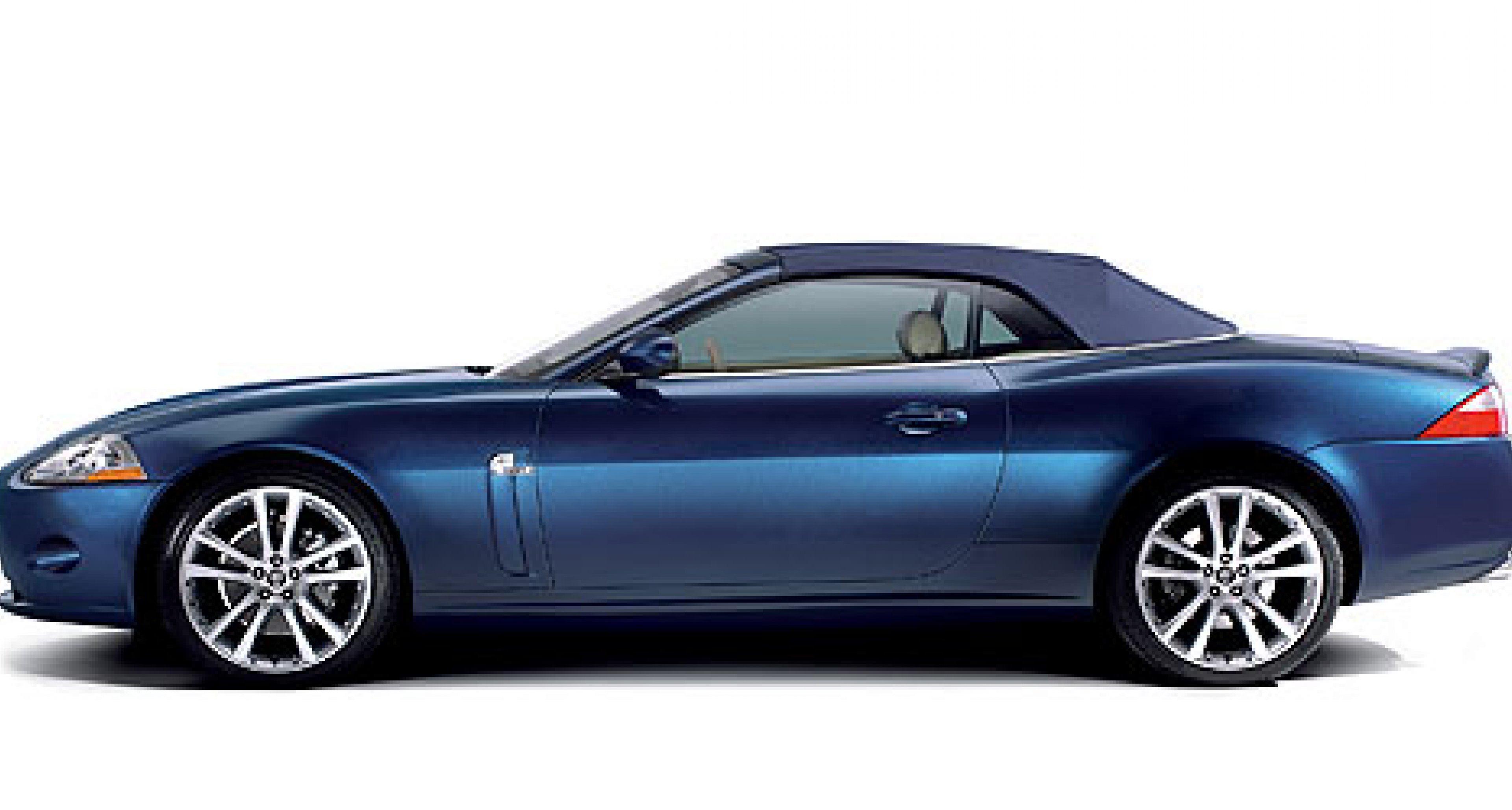 Jaguar XK Cabrio: Offenbarung