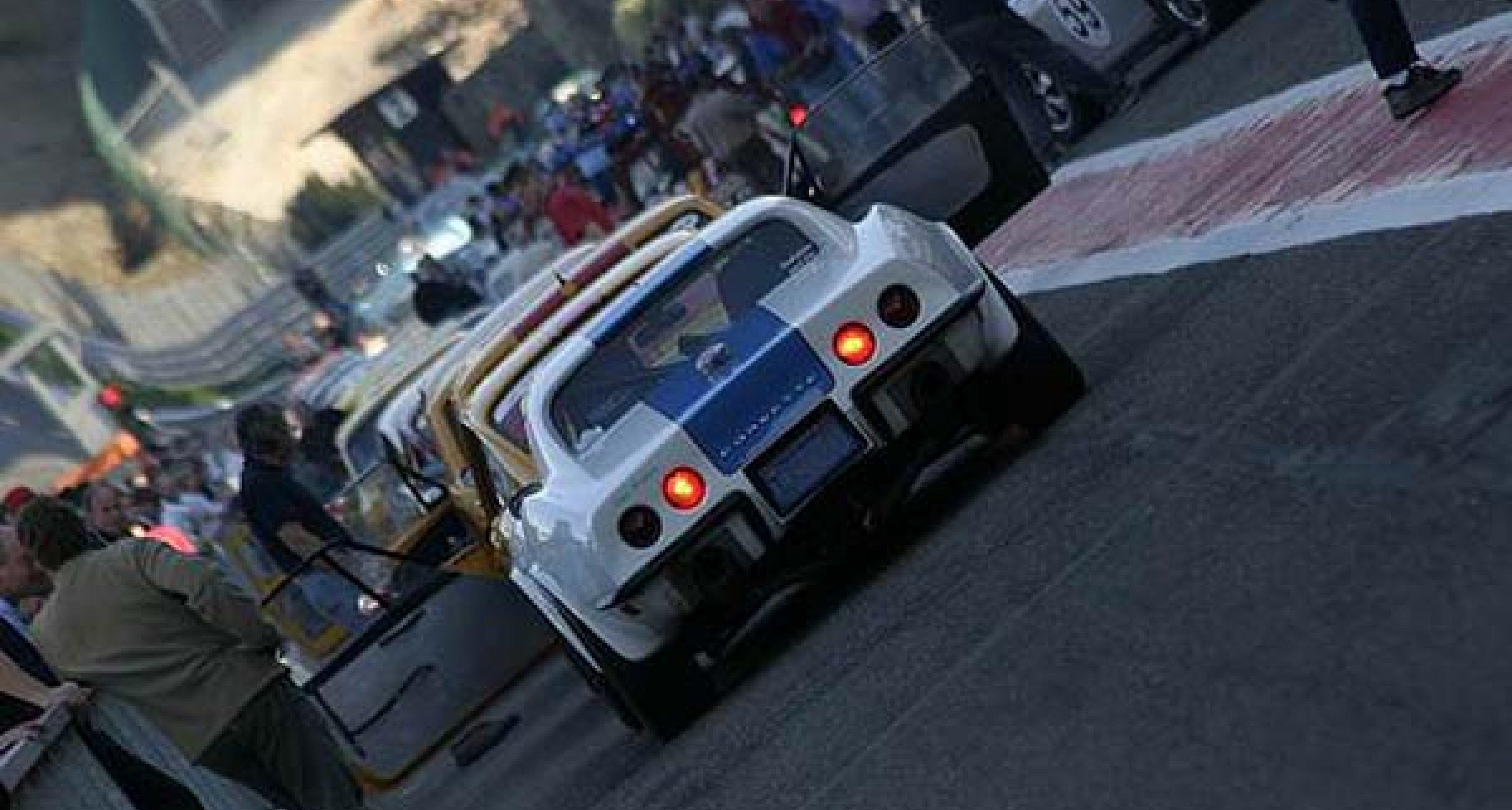 Team Classic Driver meets Spa