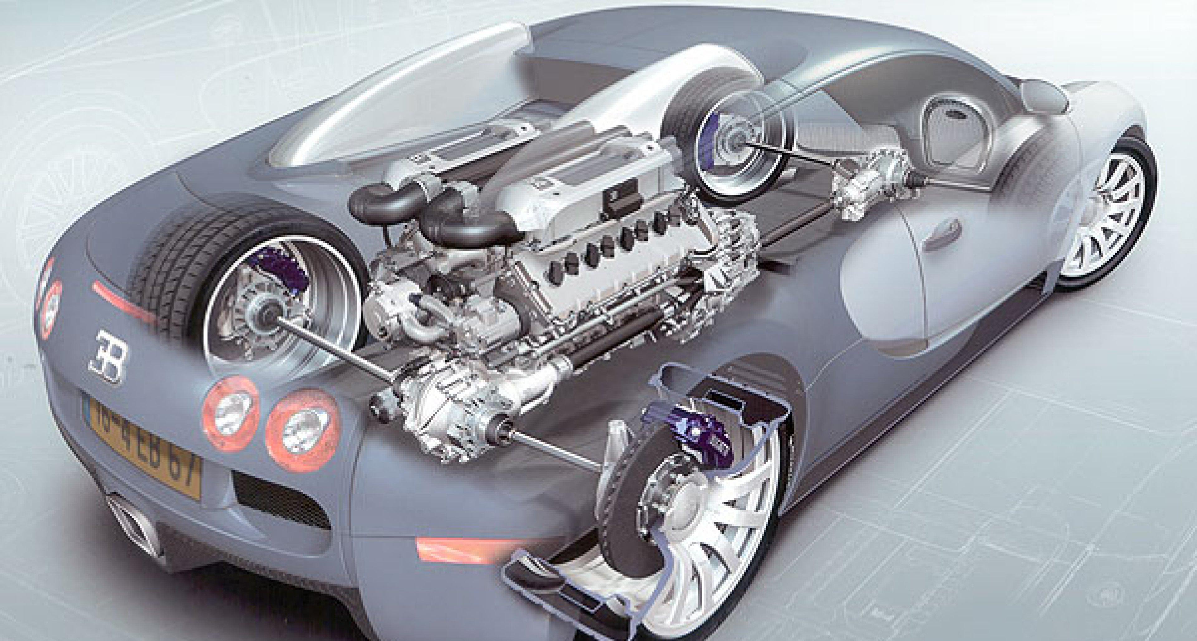 bugatti veyron 16.4: unter der lupe | classic driver magazine