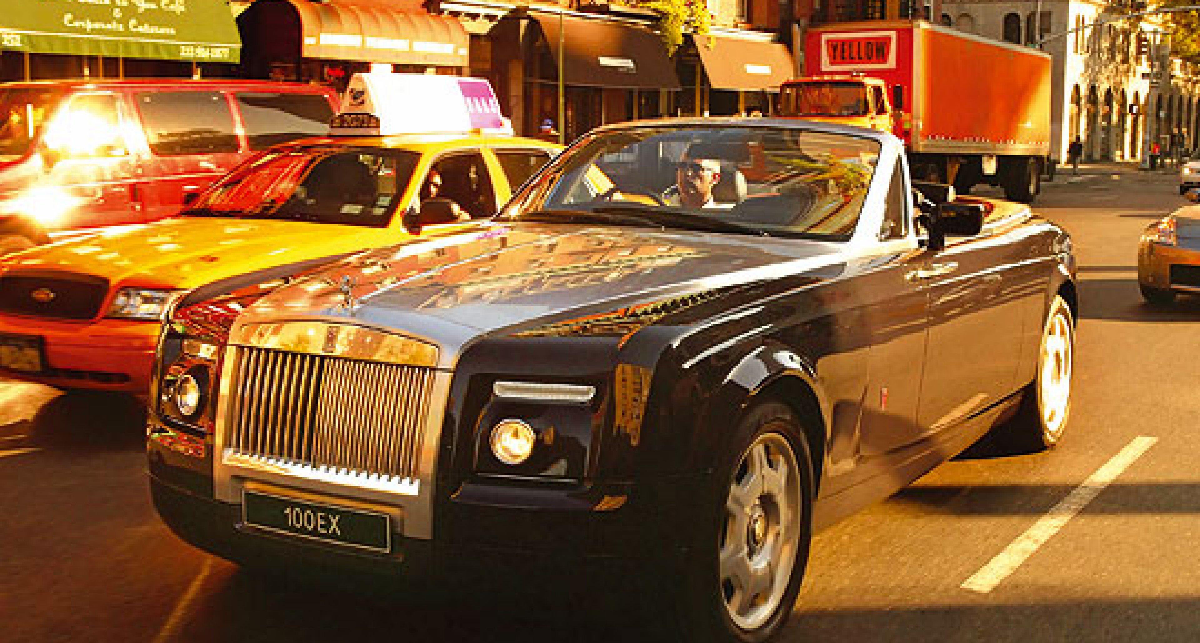 Rolls–Royce Cabrio kommt 2007