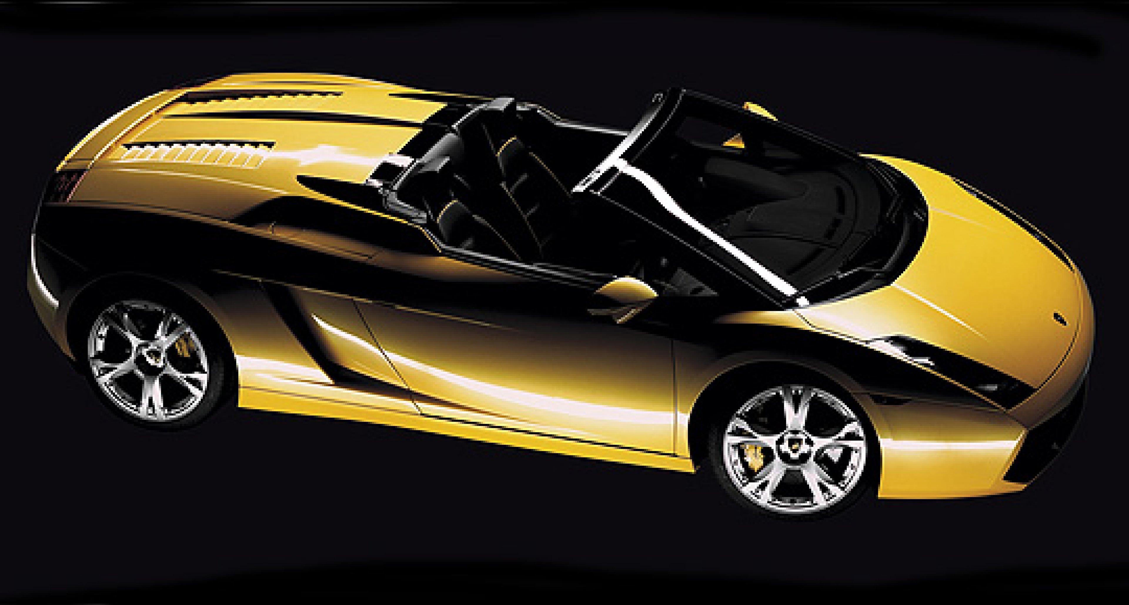 Lamborghini Gallardo Spyder: Ausgezeichnet