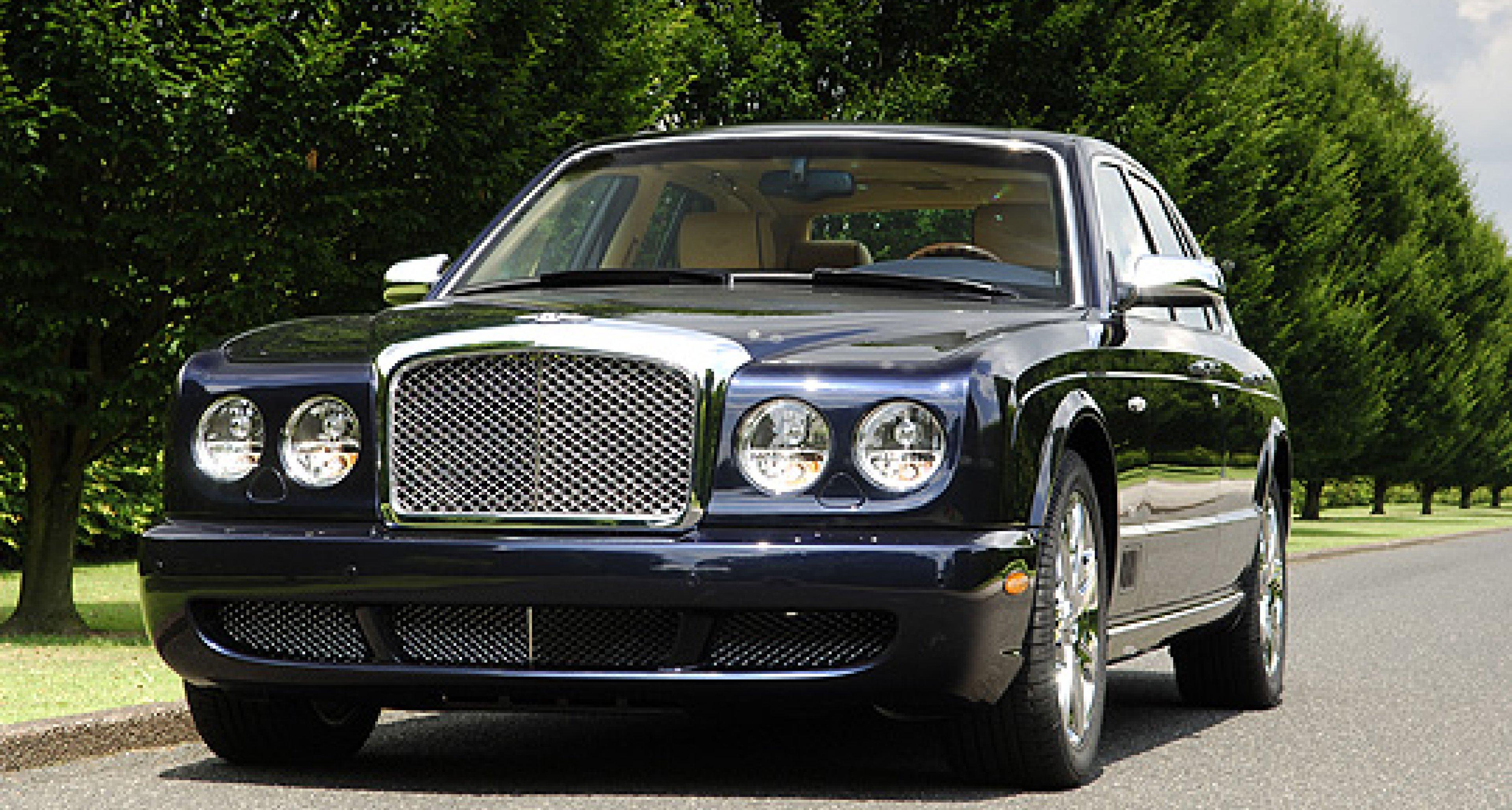 Special Edition: Bentley Arnage Blue Train