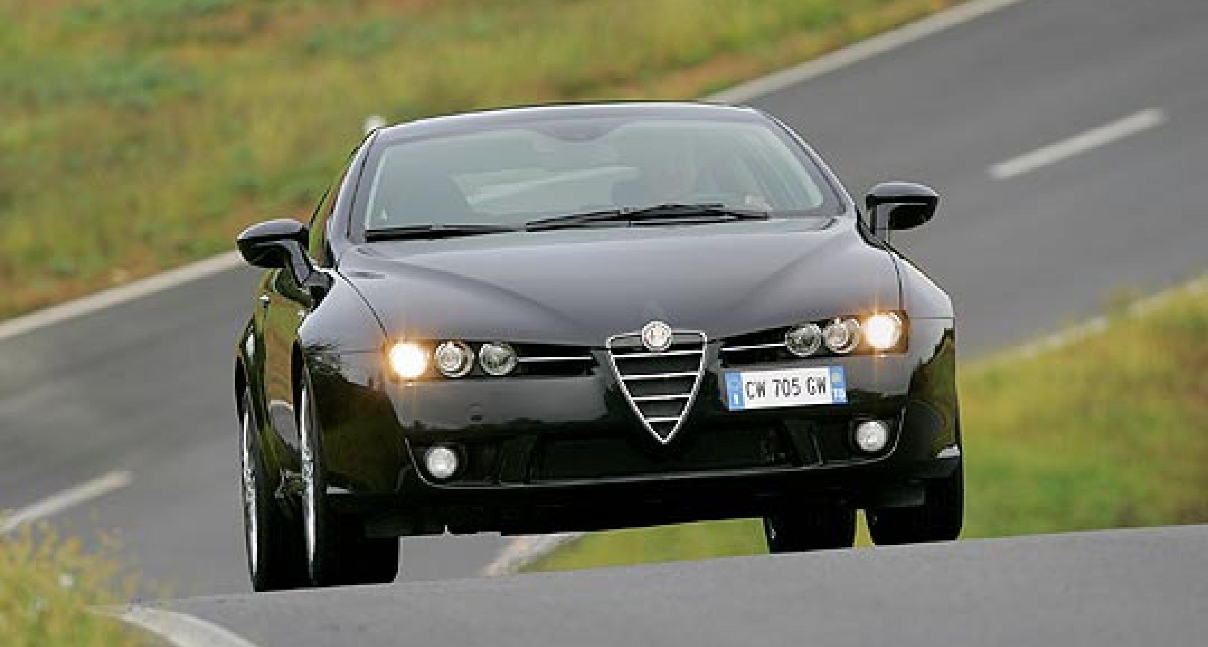 Alfa Romeo Brera - the order books open
