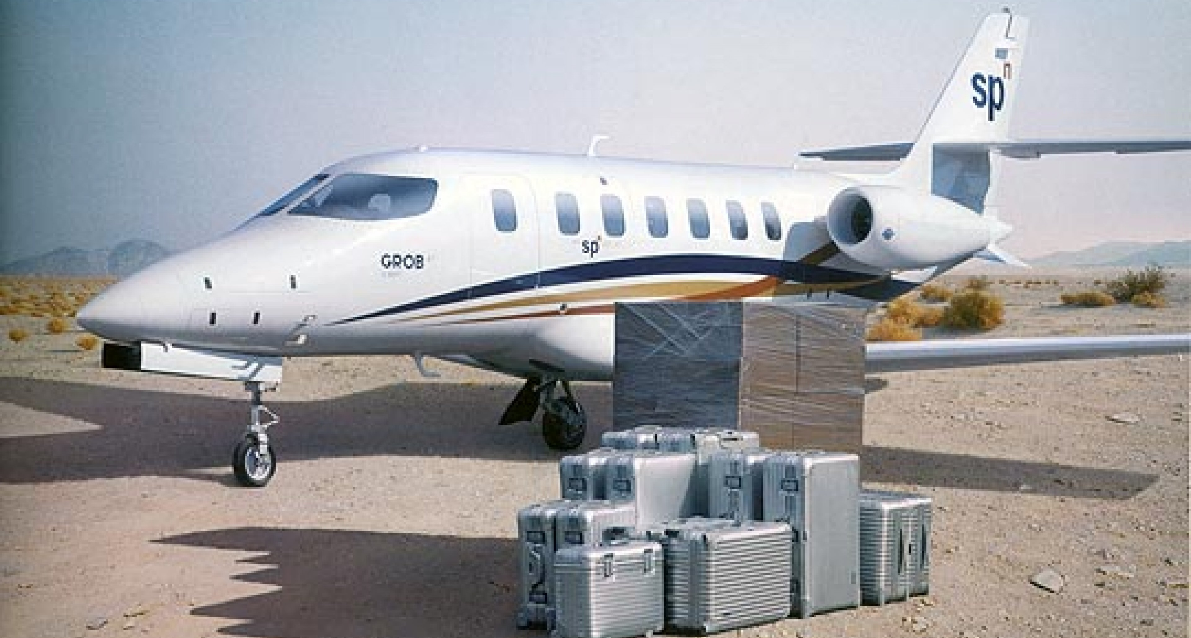 "Grob SPn Utility Jet: Business Jet ""Shooting Brake"""