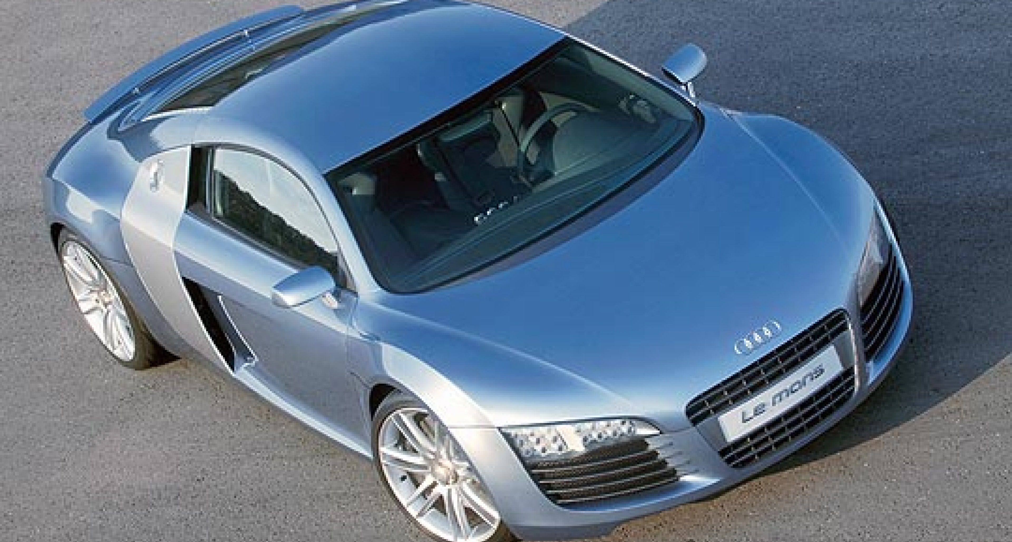 Audi R8 for 2007