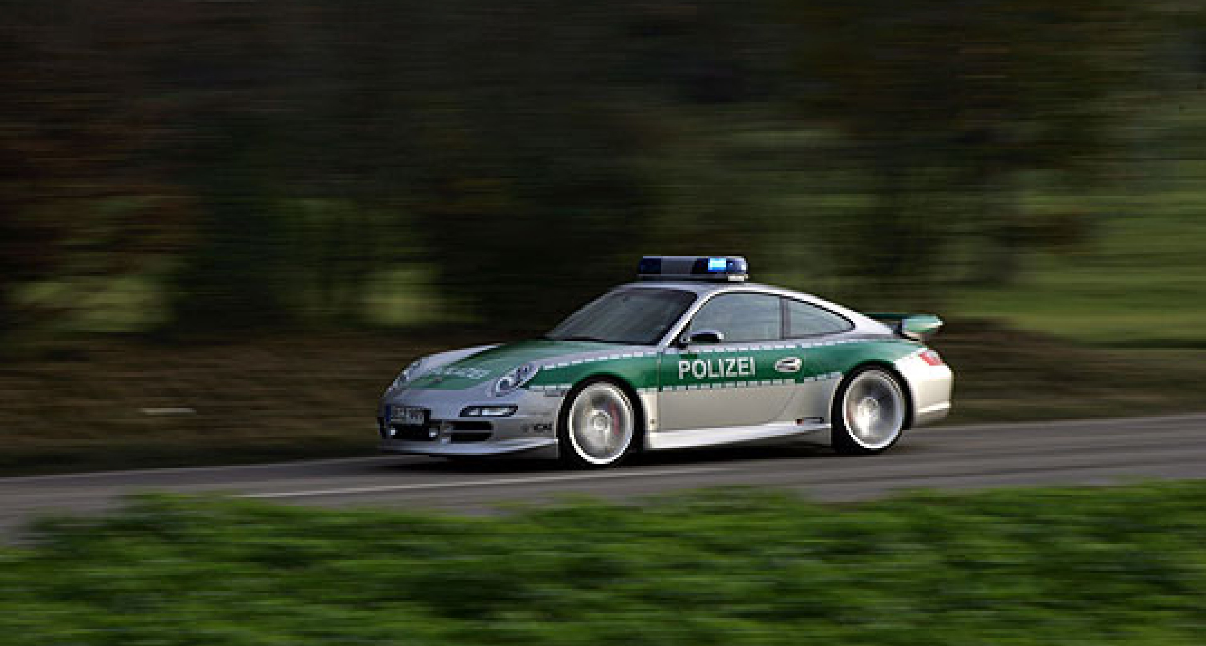 Porsche im Einsatz: Polizeiruf 911