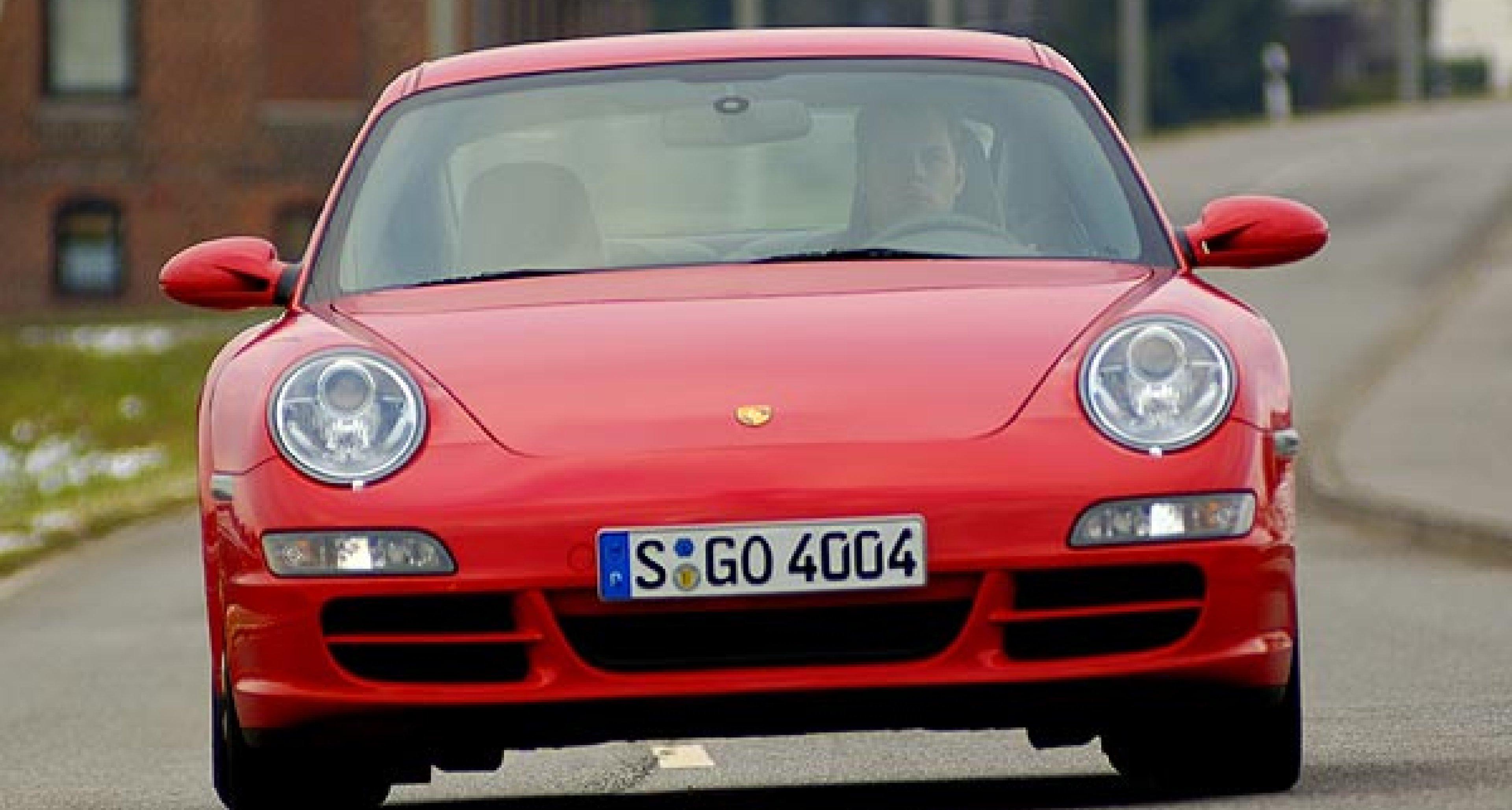 Road Test: Porsche 911 Carrera 4S