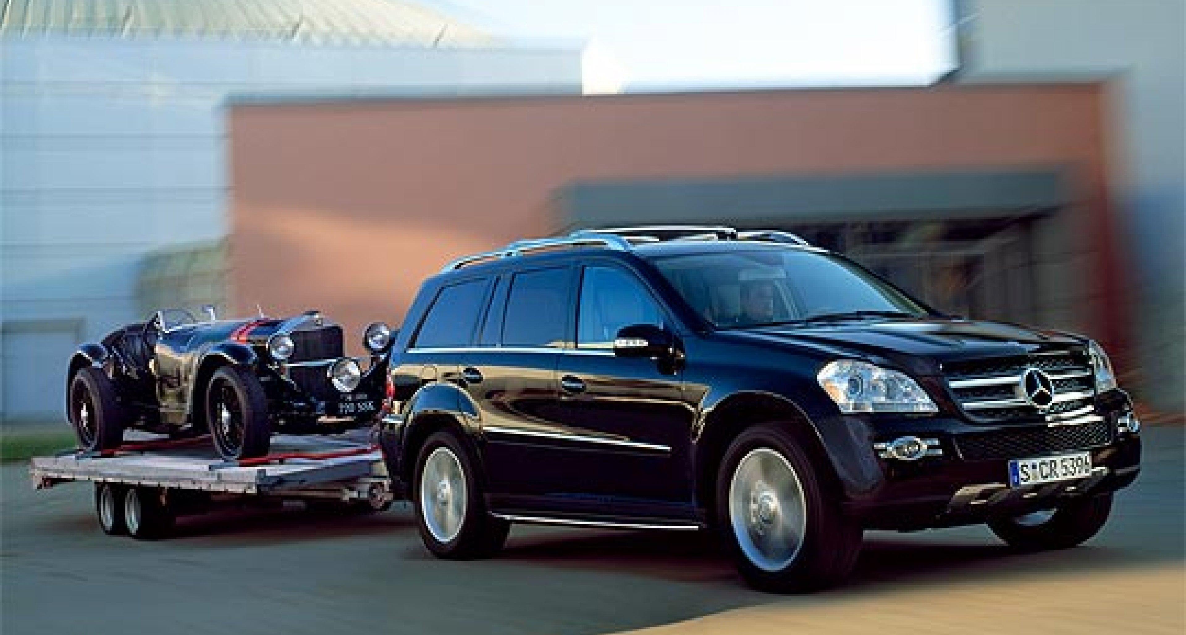 Mercedes-Benz GL-Klasse: Ein weites Feld...