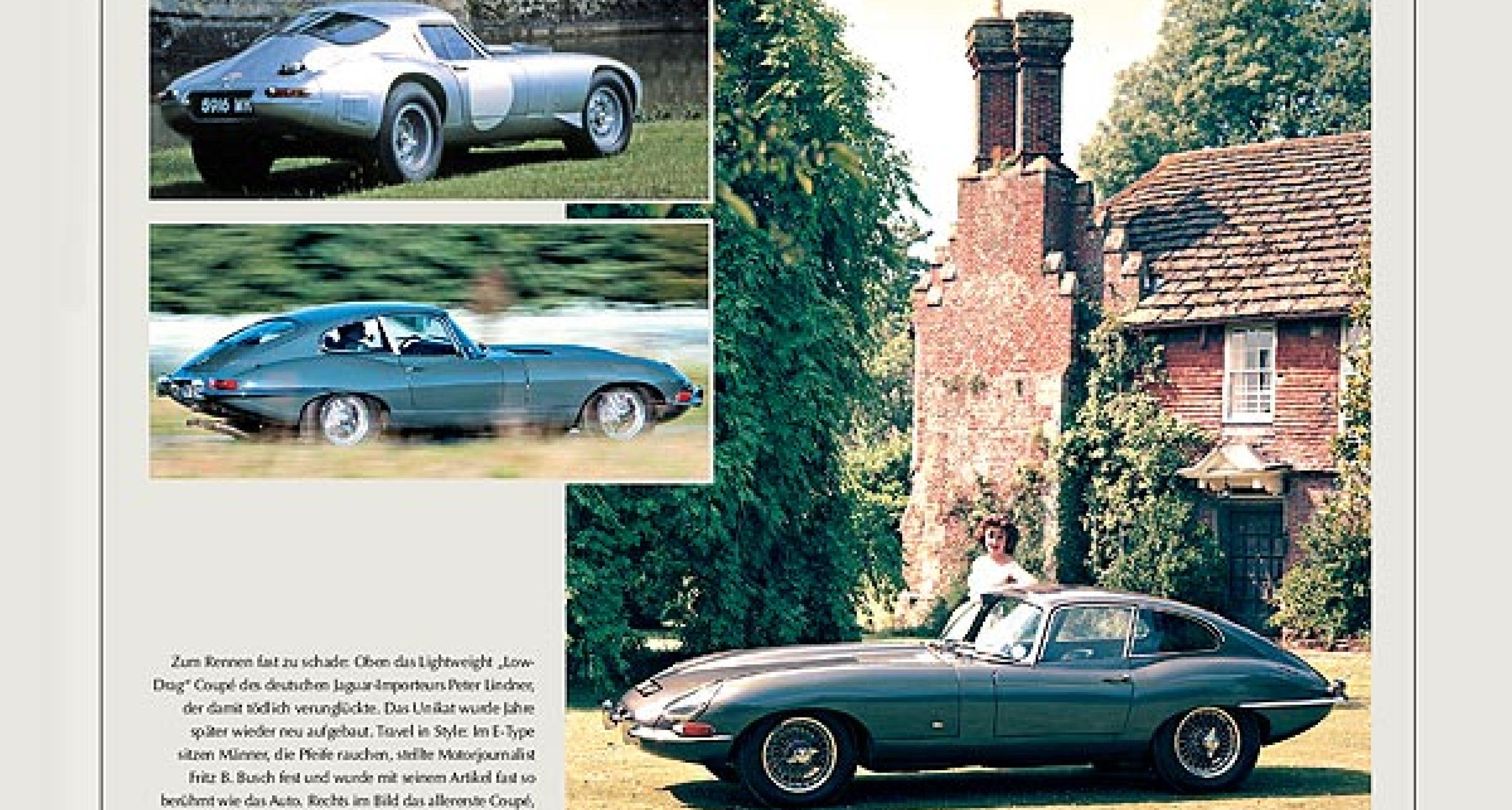 Jaguar Coupés: 75 Jahre Luxus und Leidenschaft
