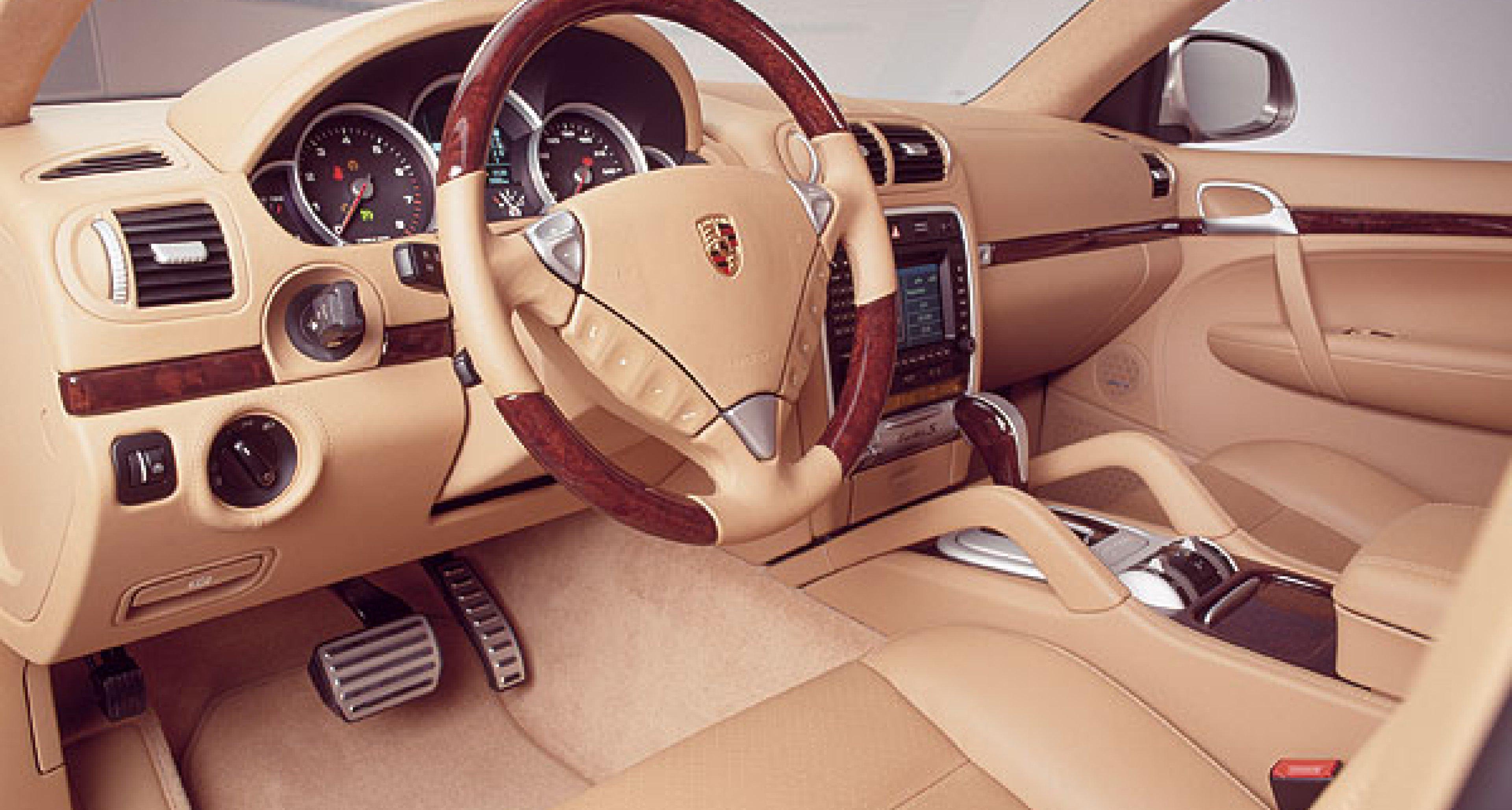 Porsche Cayenne Turbo S: Scharf gemacht