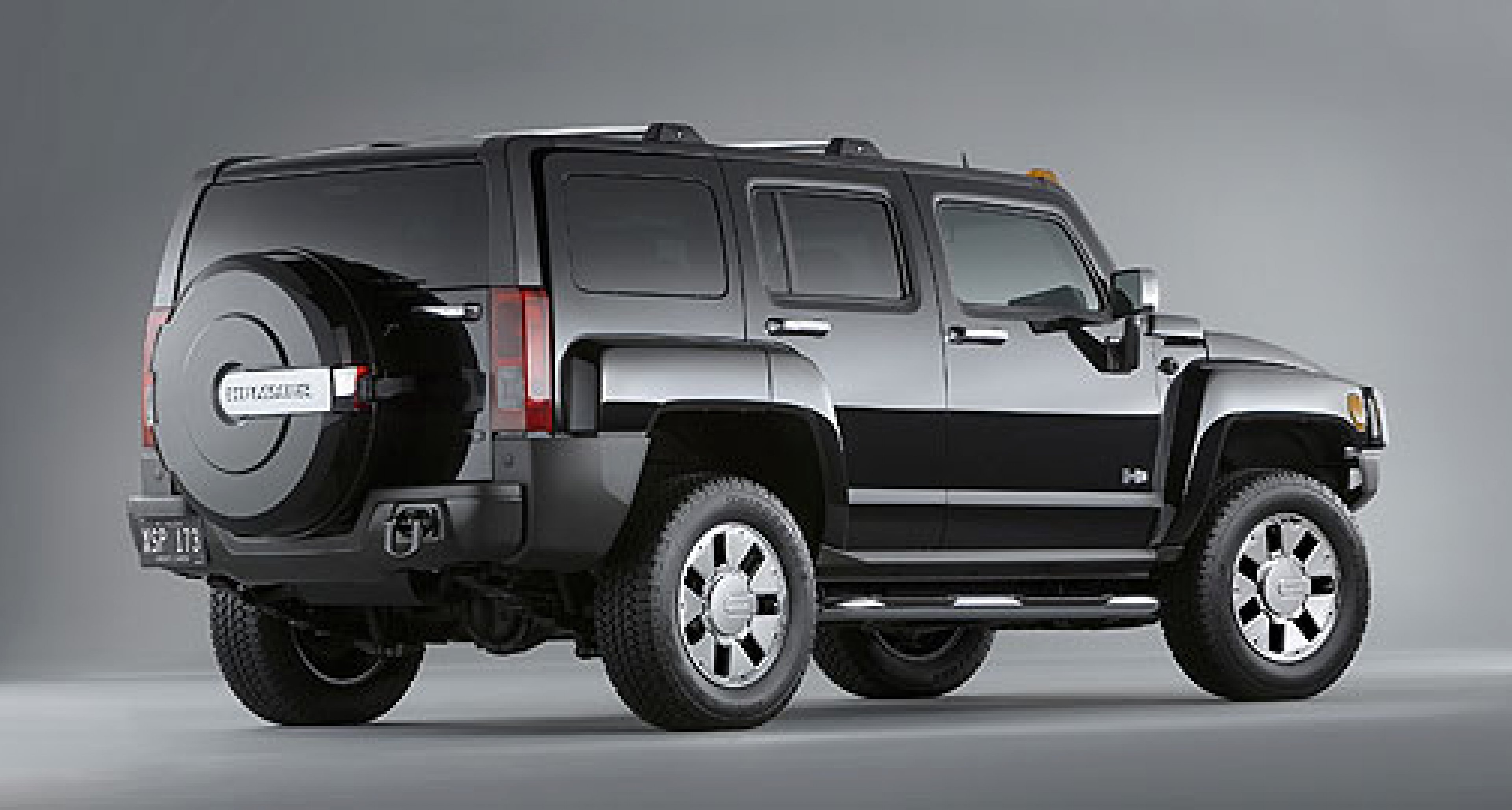 Hummer H3x: Luxus-Hummer
