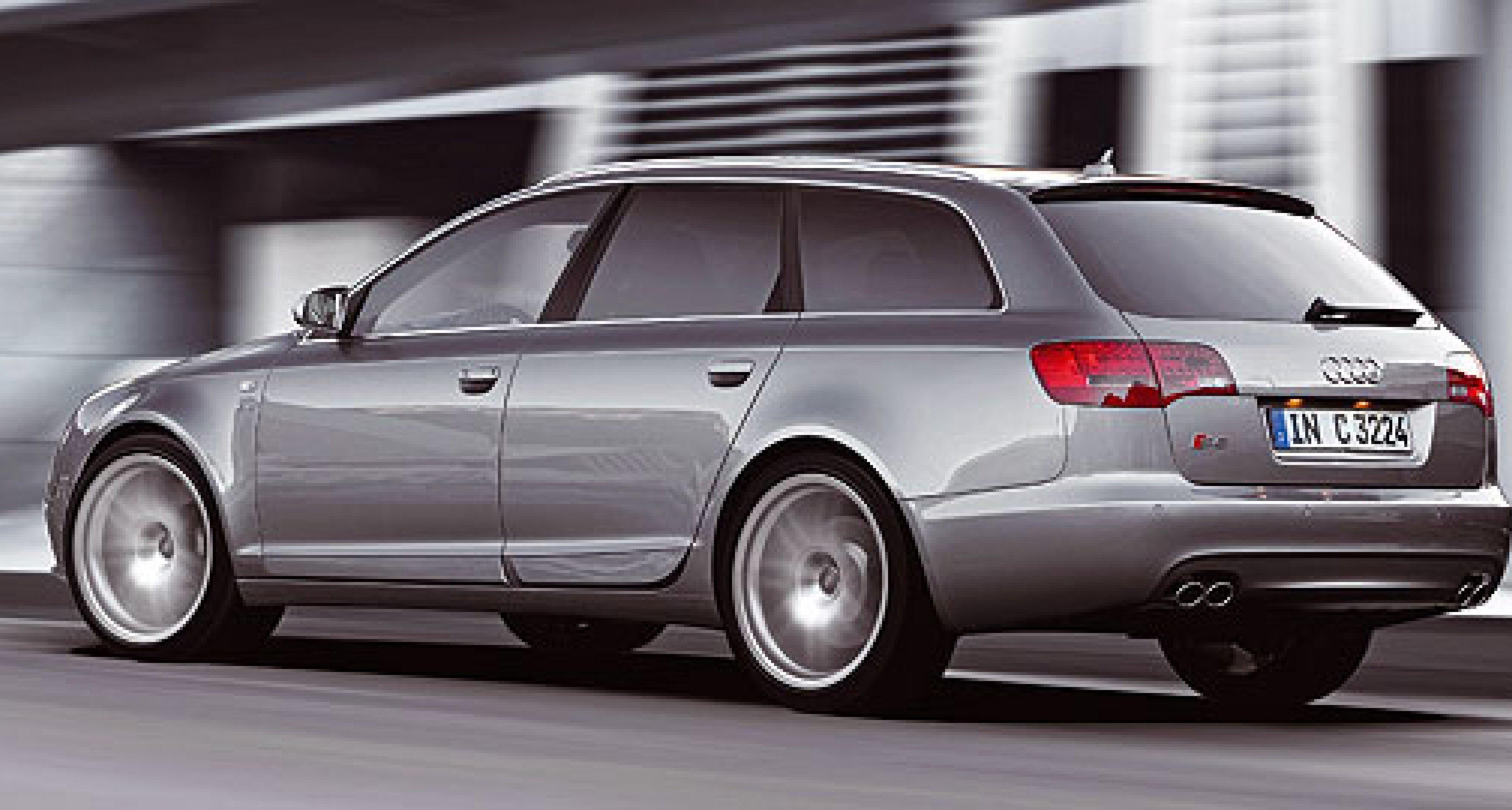 Audi S6 und S6 Avant: Sportfreunde