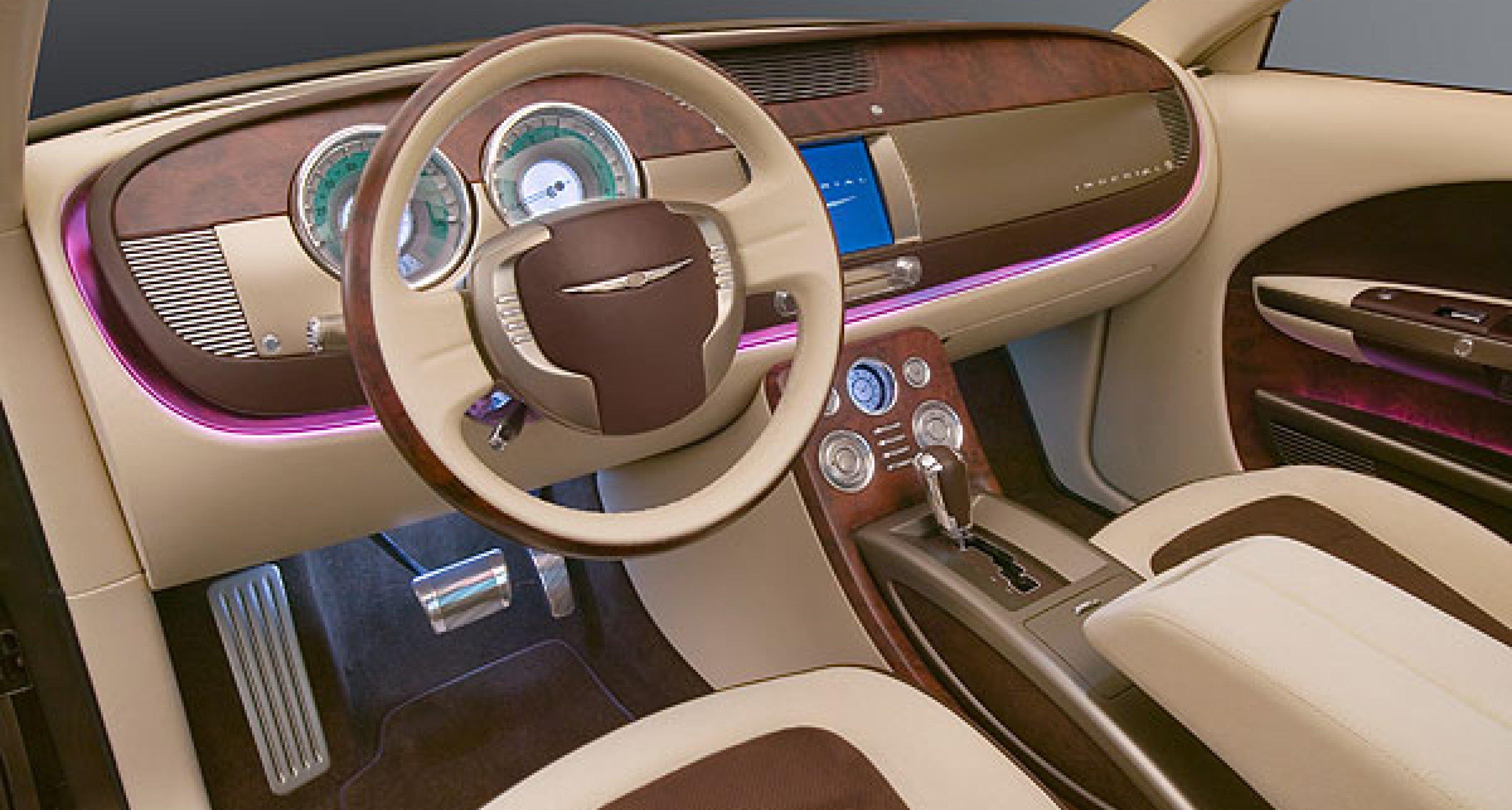 Chrysler Imperial Concept – Thronfolger