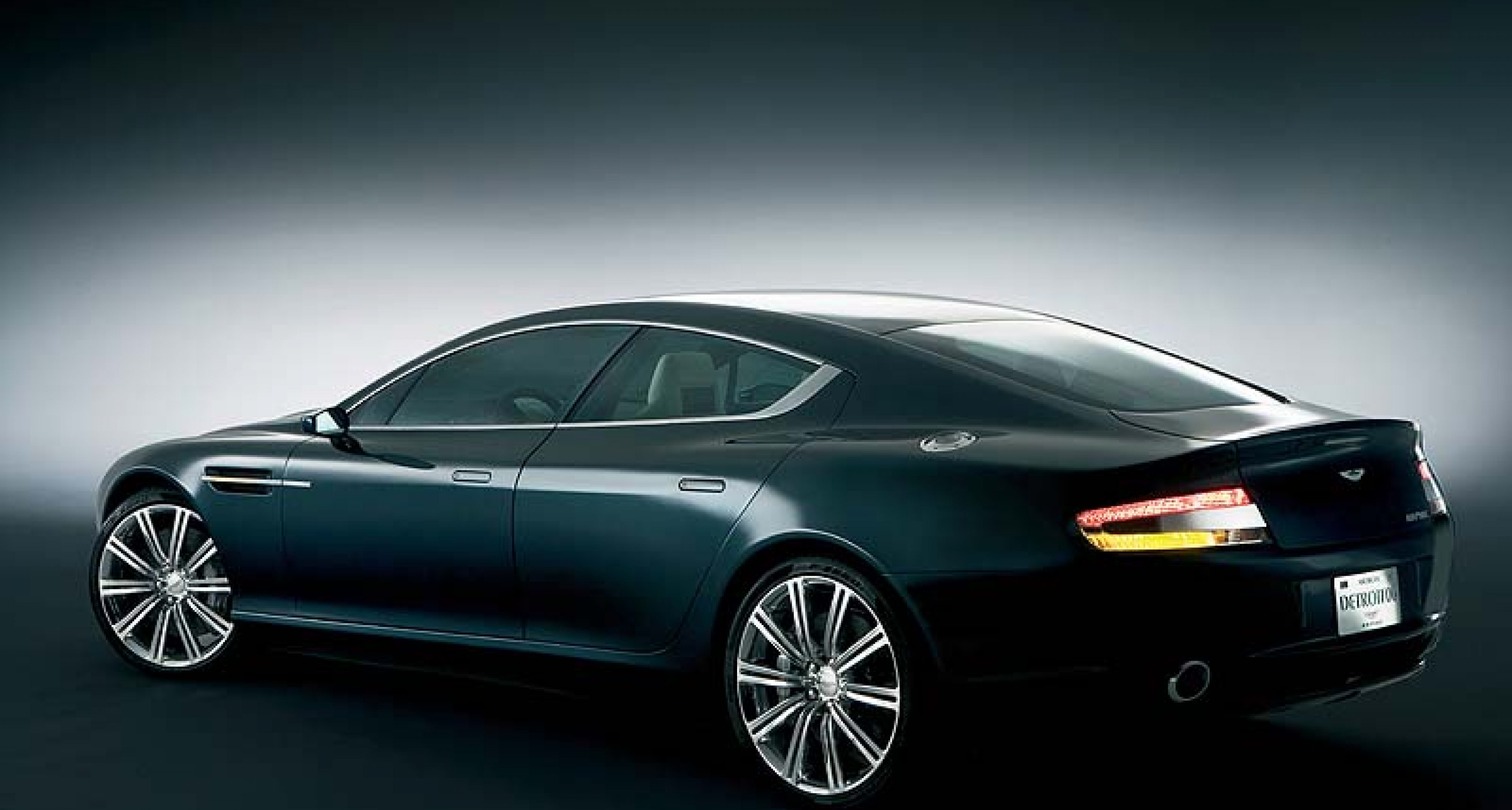 Aston Martin Rapide Launched At Detroit Classic Driver Magazine