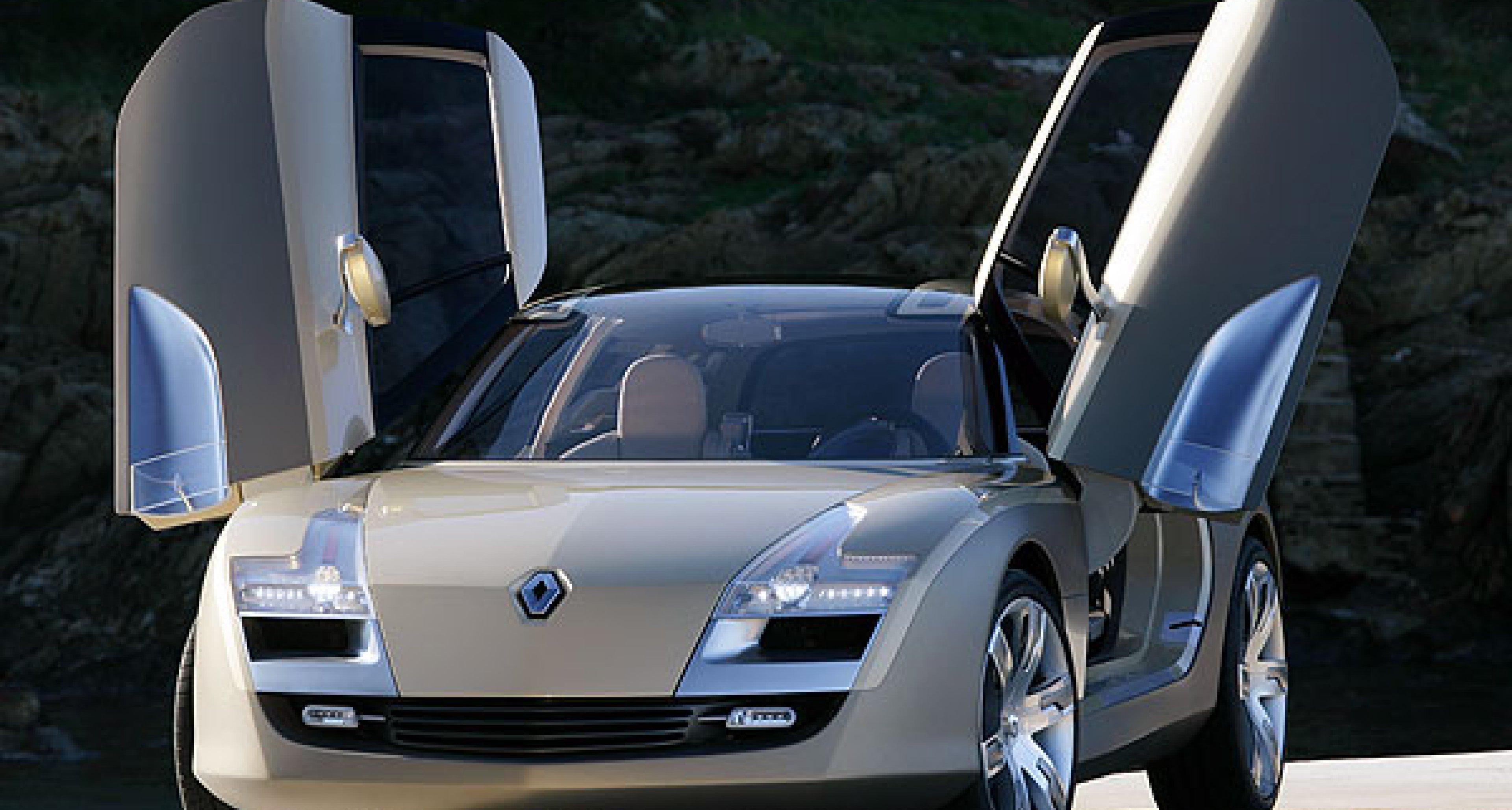 Renault Altica Concept Classic Driver Magazine