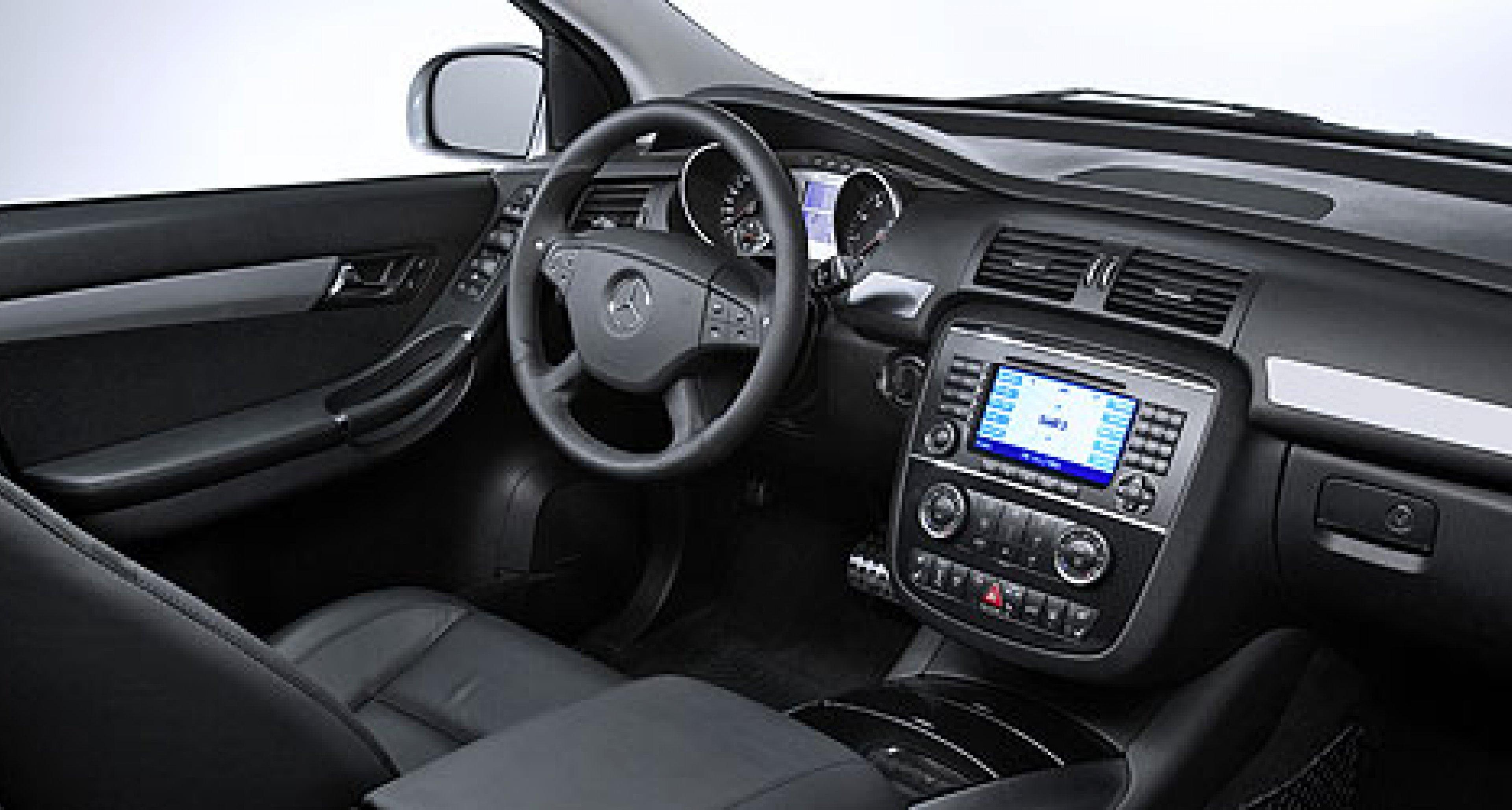 Mercedes R 63 AMG – Druckzelle in Serie