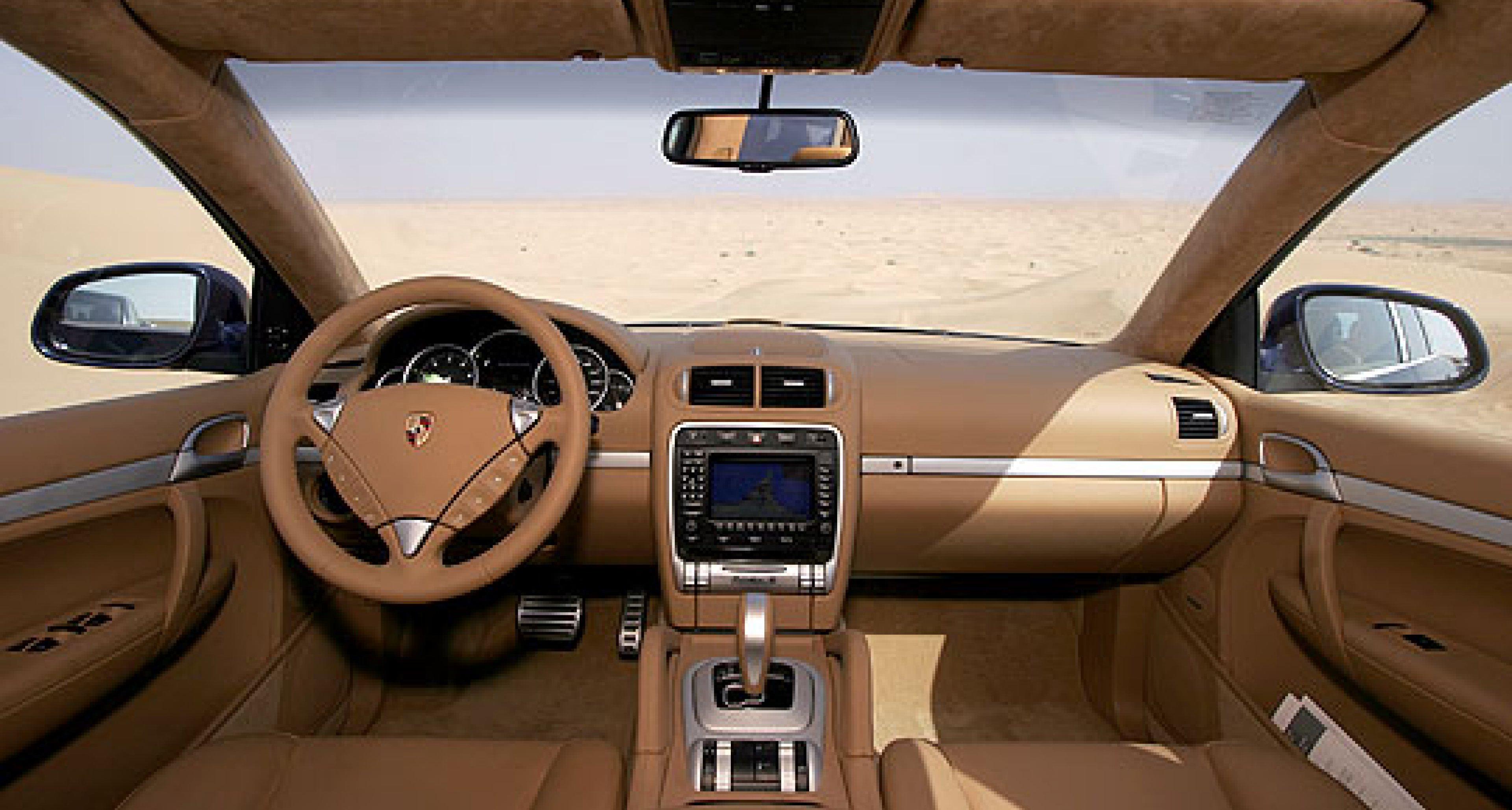 Porsche Cayenne Turbo S (955)
