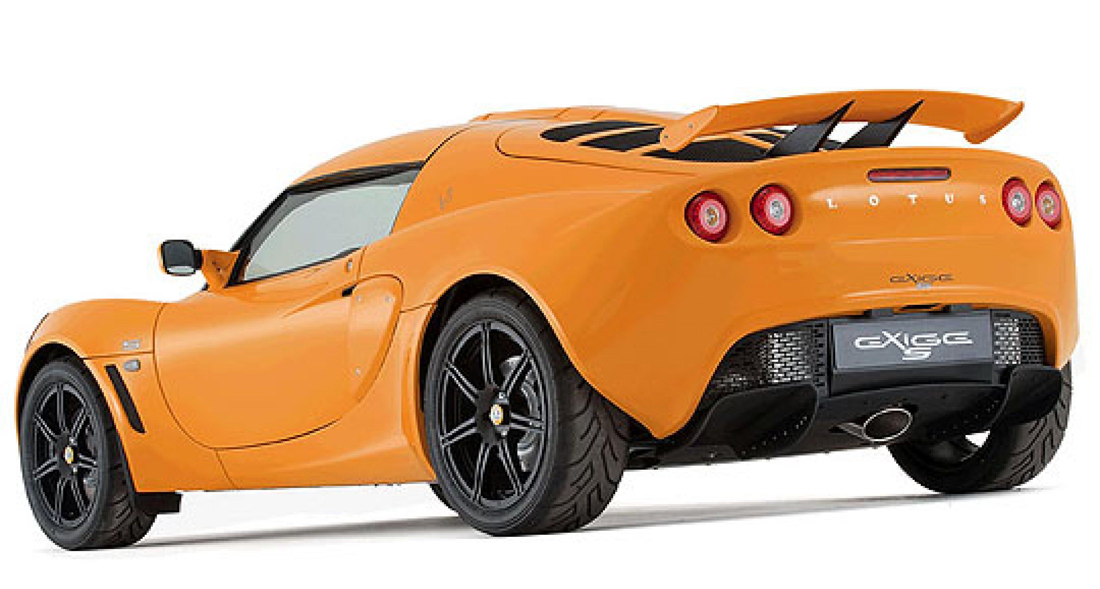 Lotus Exige S: Mehrwert