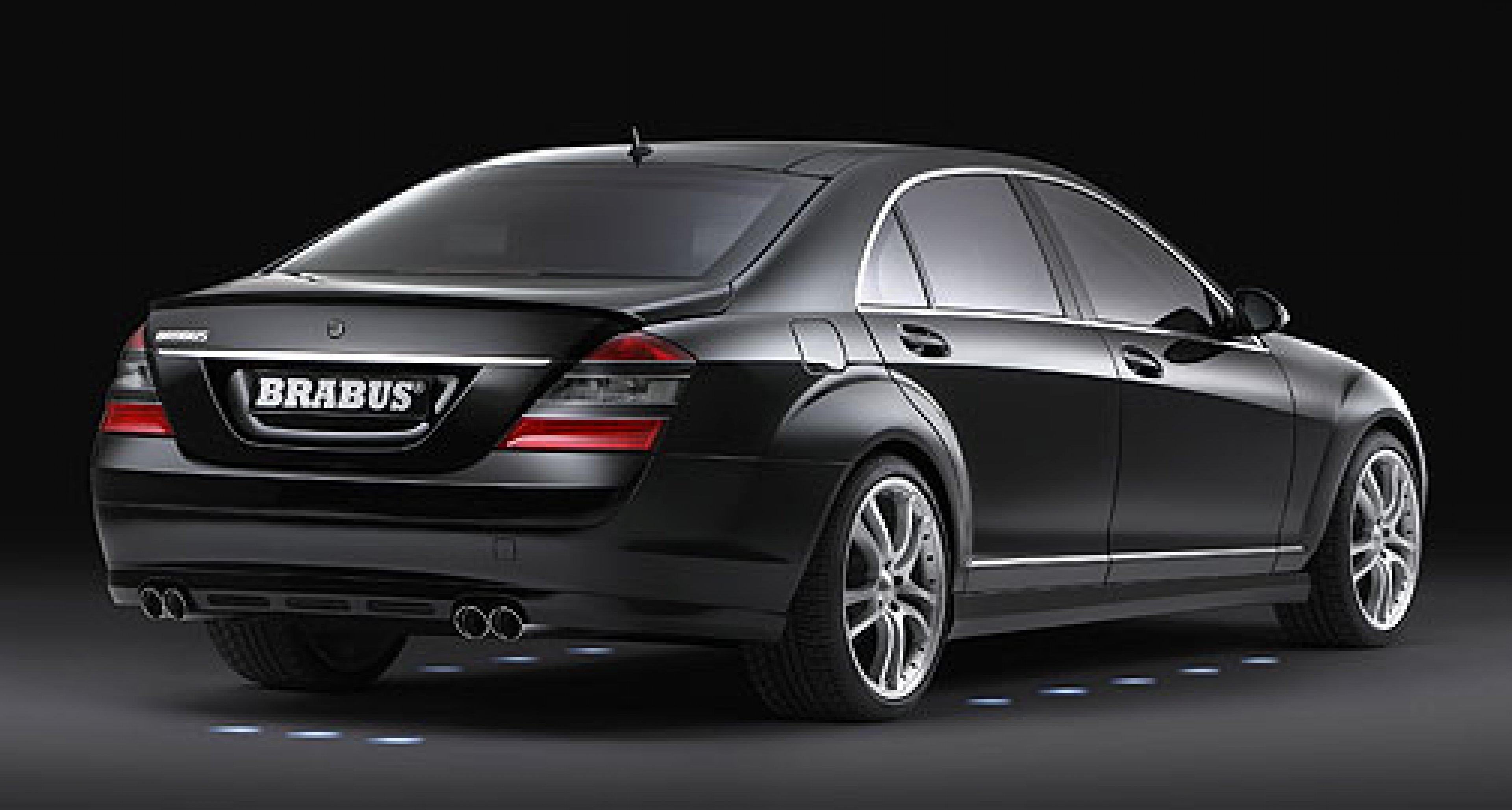 Brabus at Geneva - the S V12 S