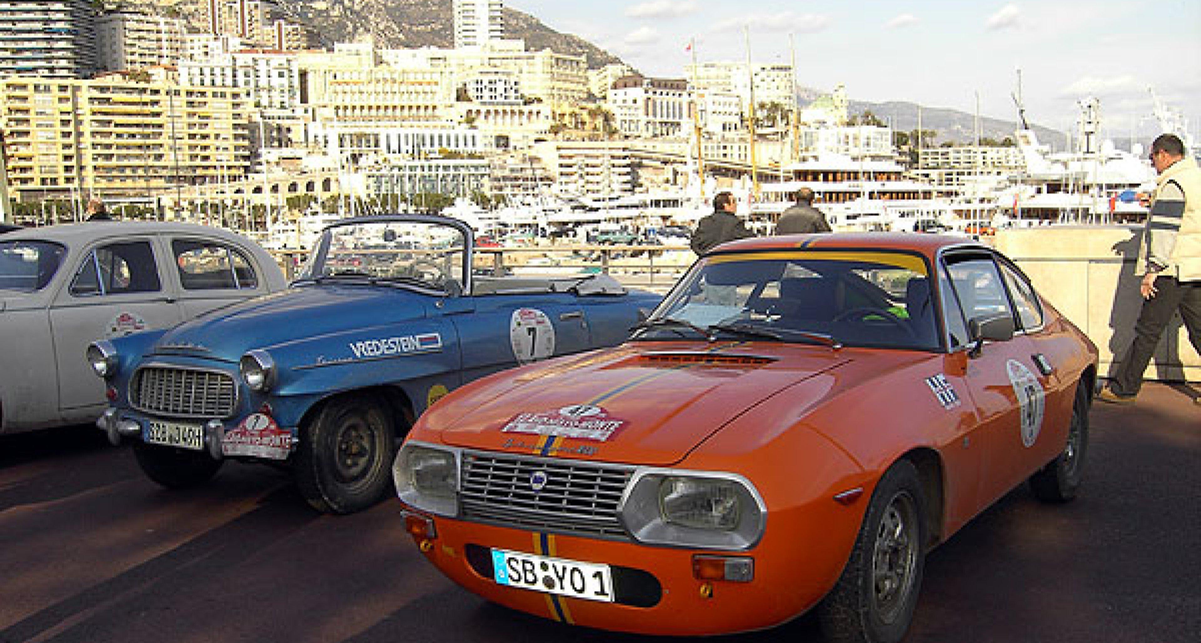 Rallye Histo-Monte