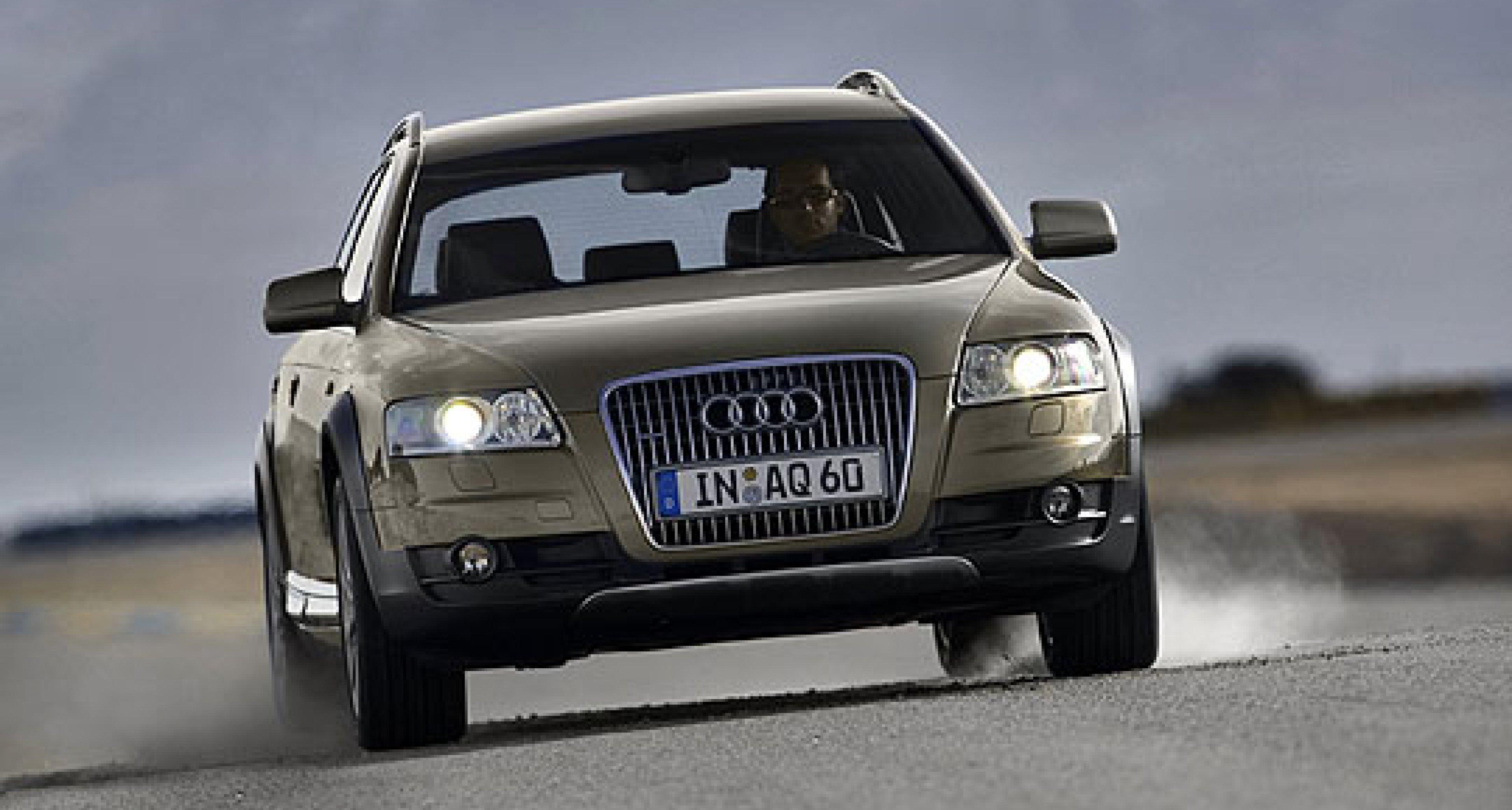 Audi Allroad Quattro – Serienreif
