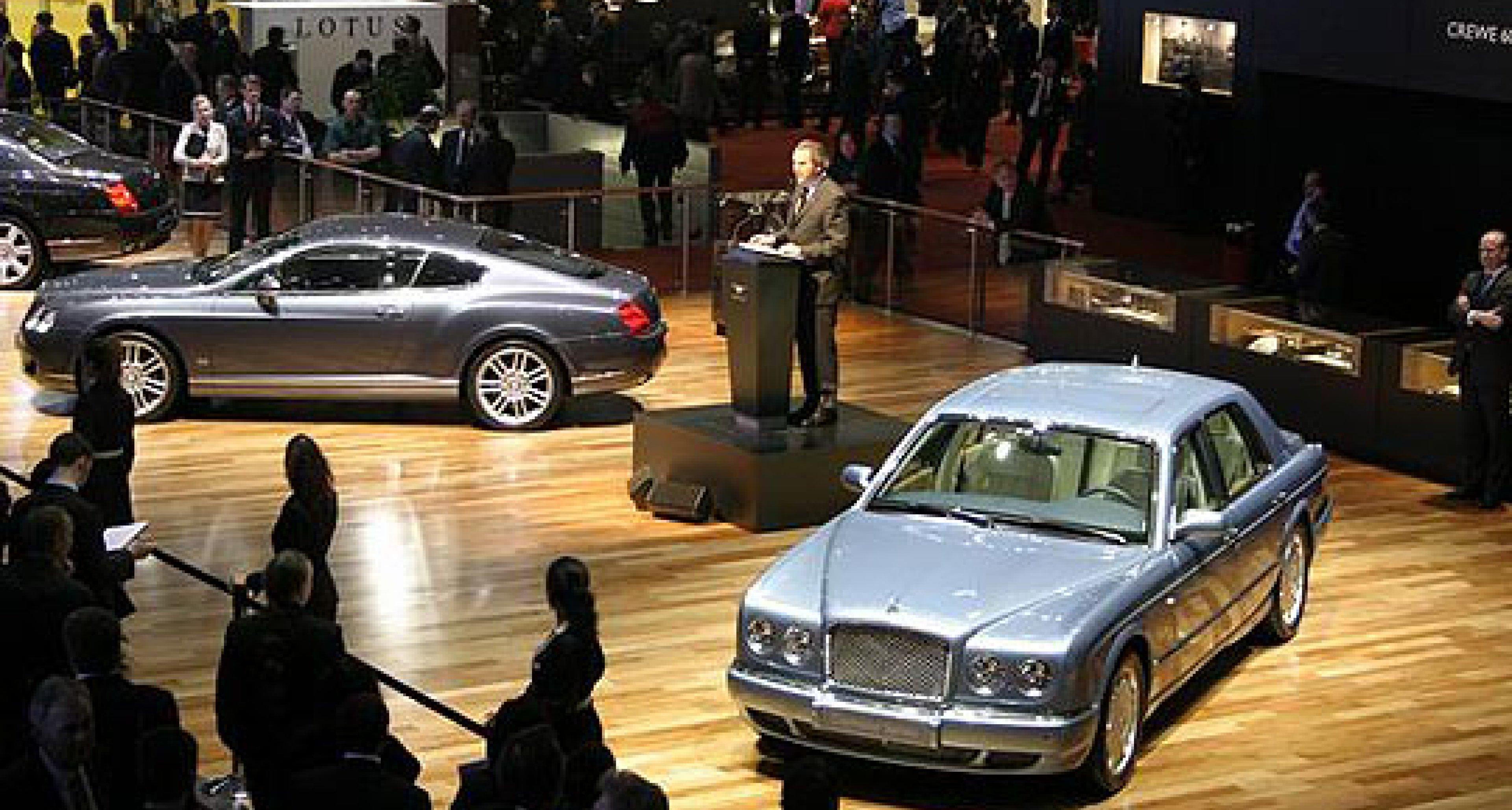 Geneva International Motor Show 2006